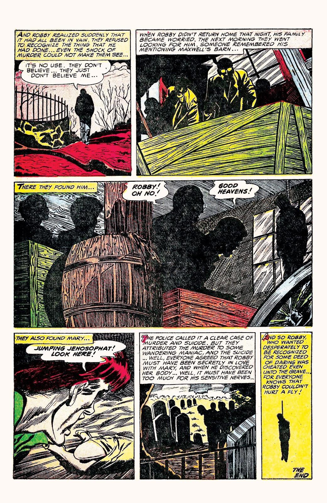 Haunted Horror Issue #22 #22 - English 30