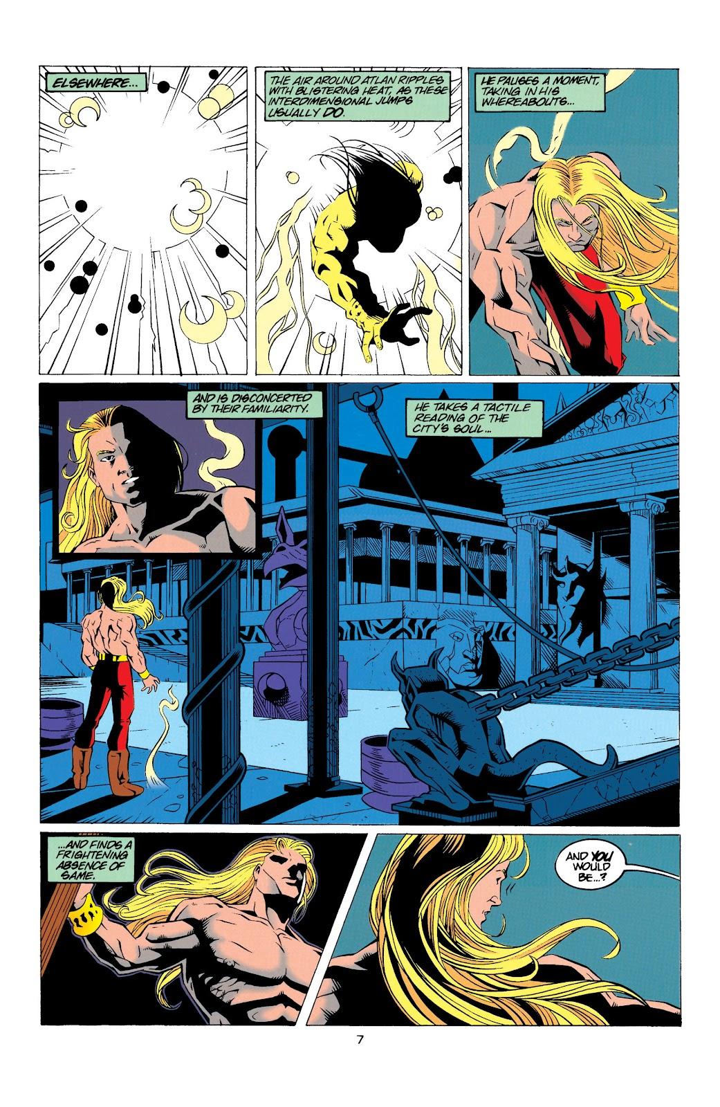 Aquaman (1994) Issue #20 #26 - English 7