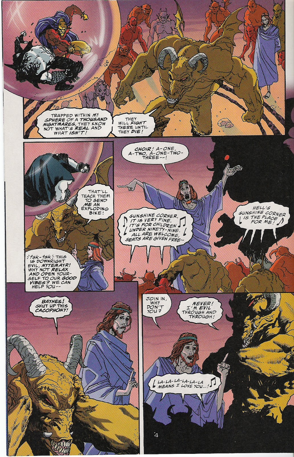 Lobo (1993) Issue #64 #69 - English 5
