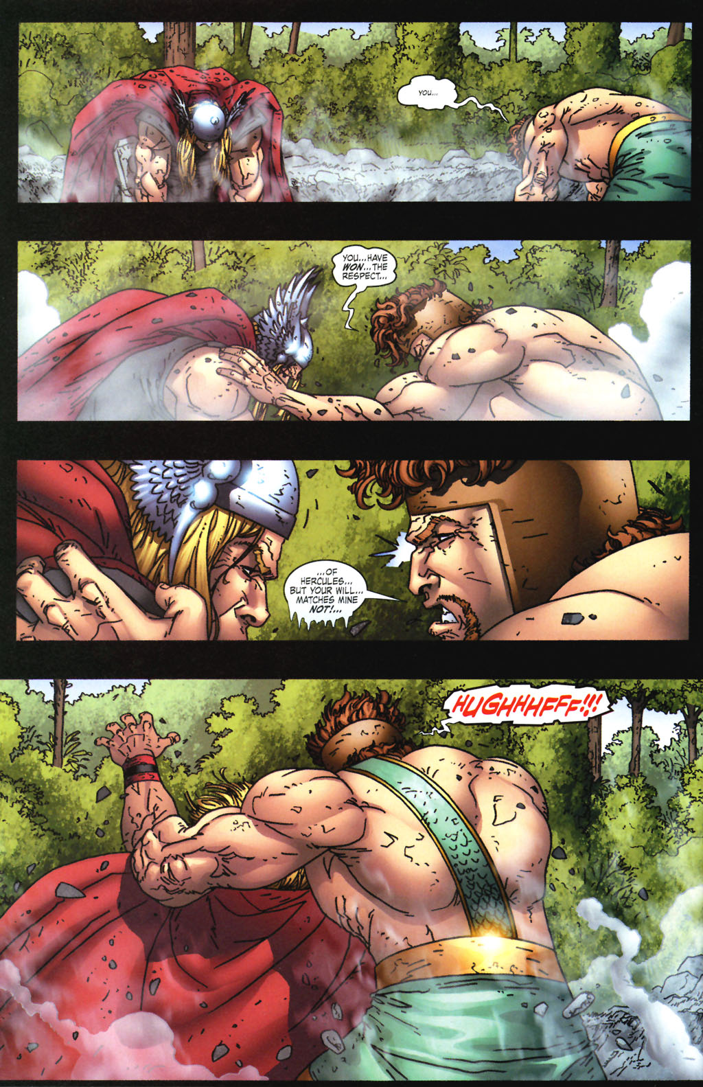 Read online Thor: Blood Oath comic -  Issue #3 - 19