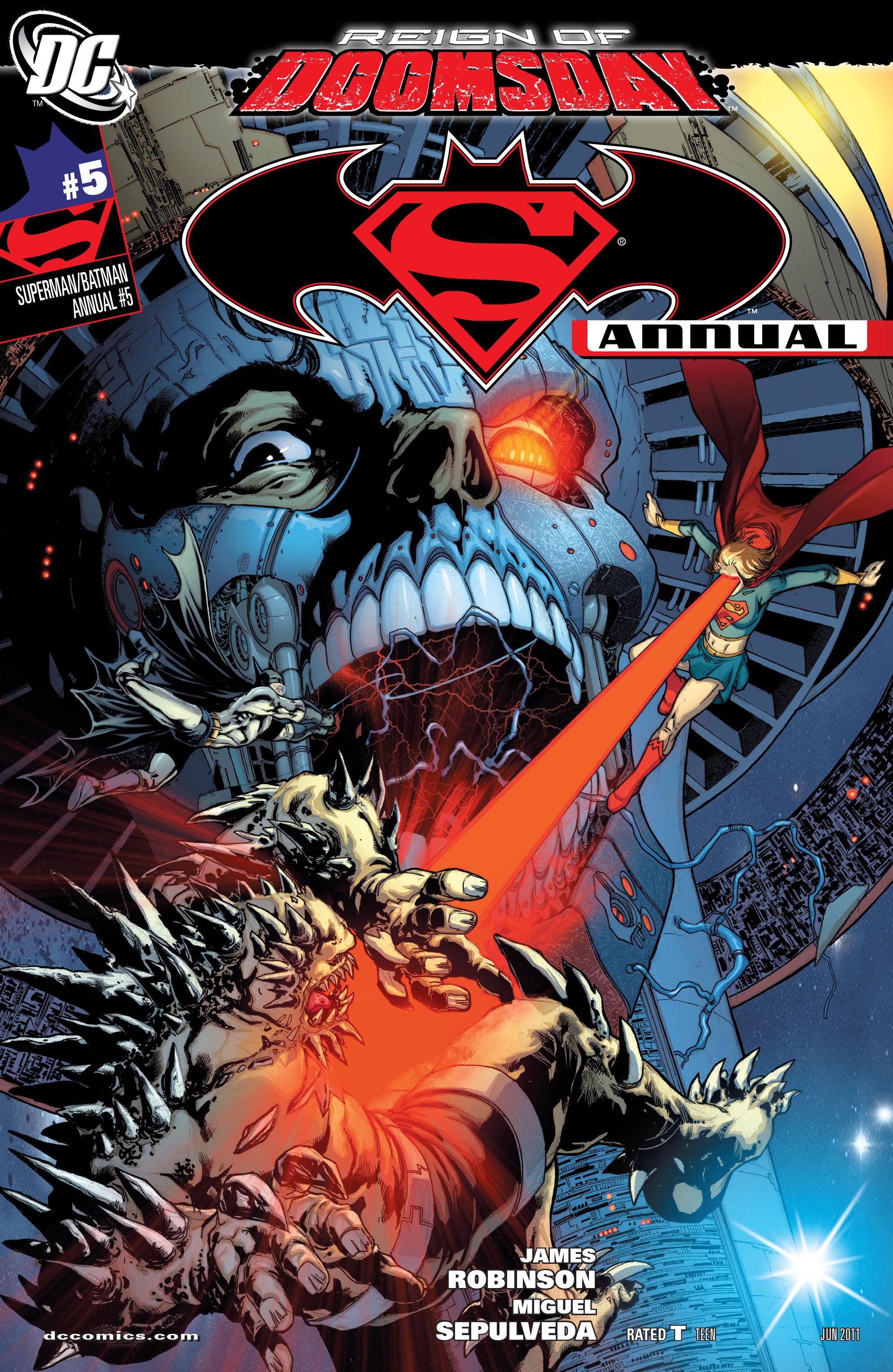 Superman/Batman #_Annual_5 #92 - English 1