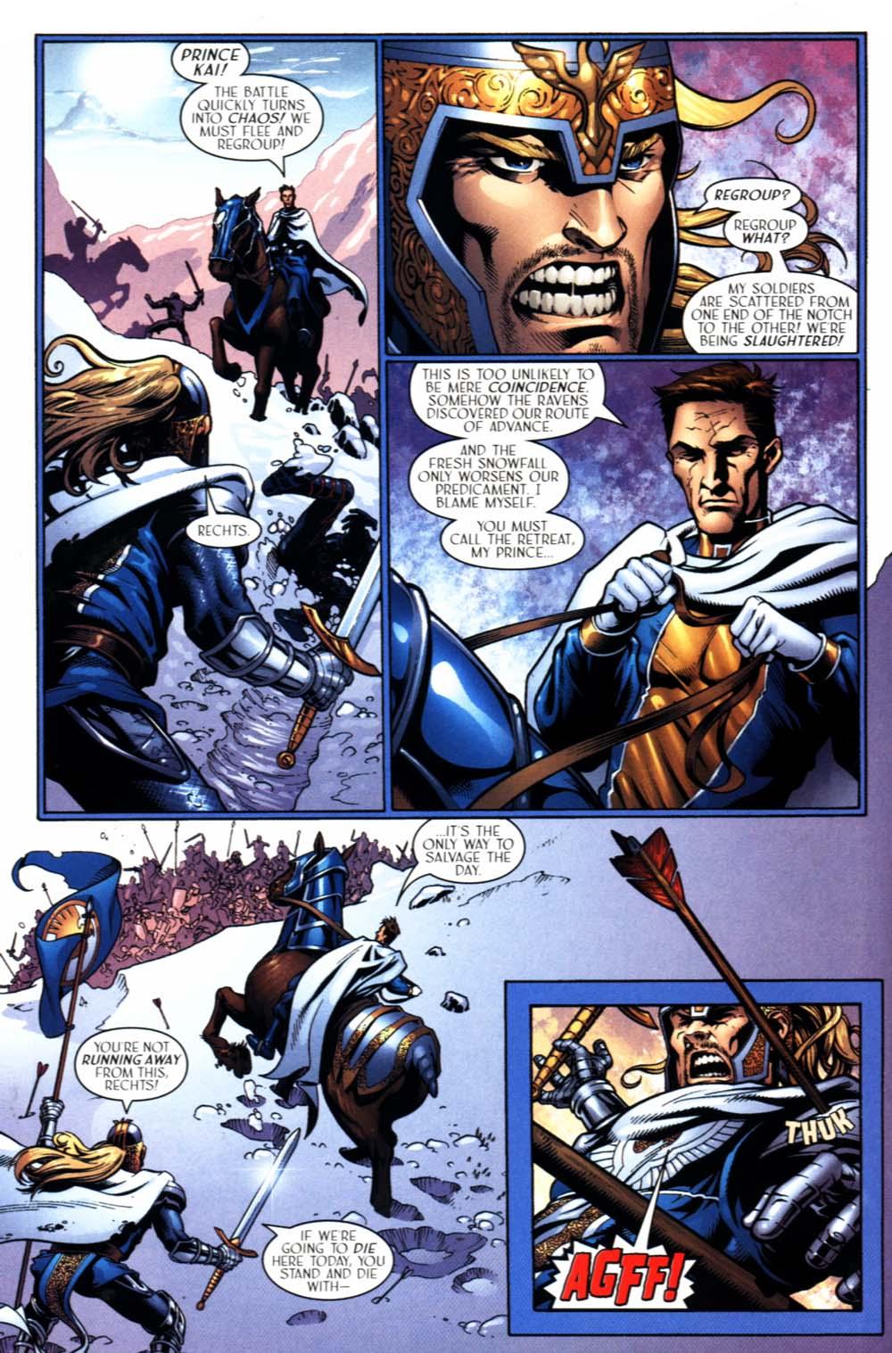 Read online Scion comic -  Issue #22 - 16