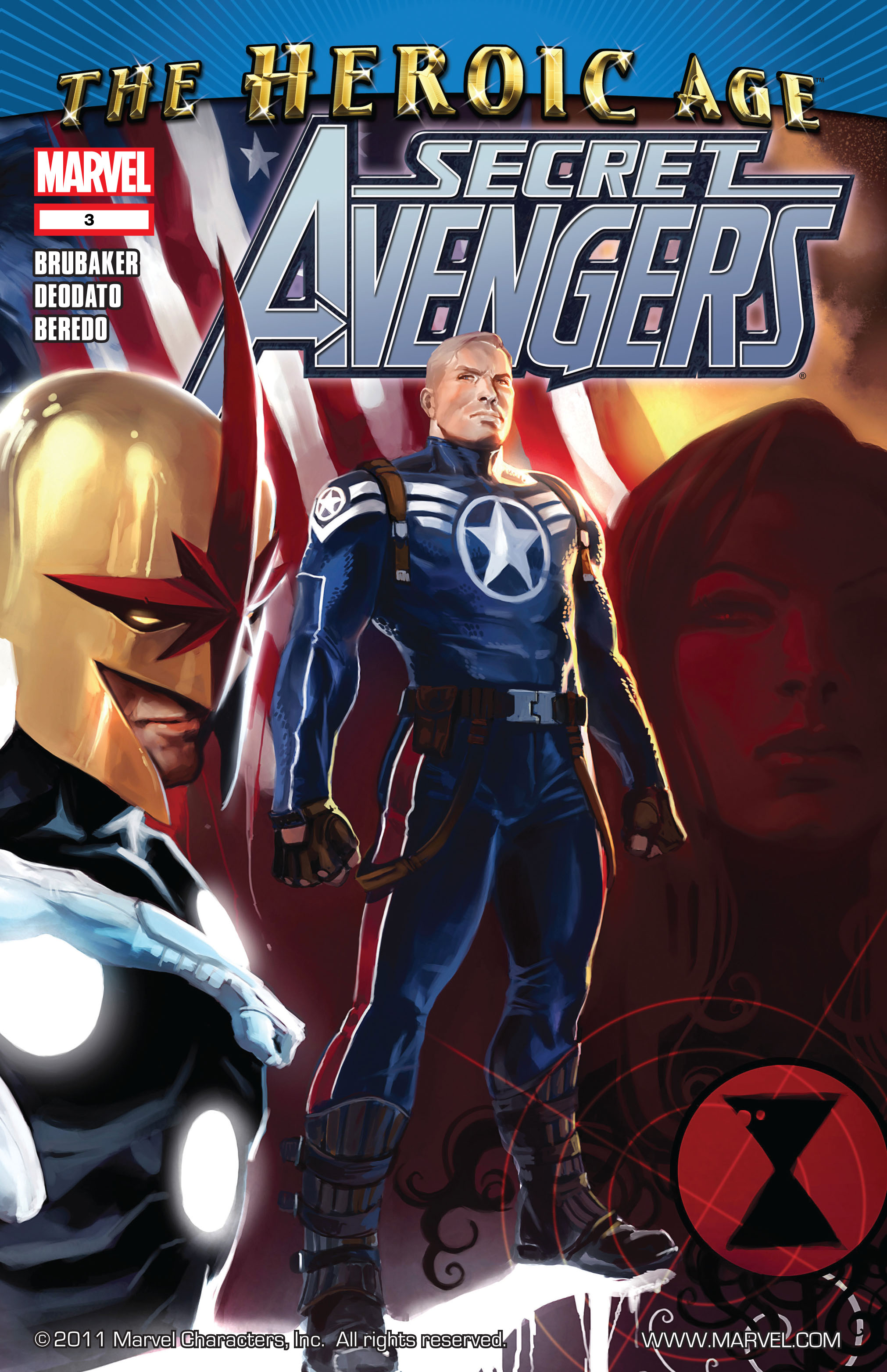 Read online Secret Avengers (2010) comic -  Issue #3 - 1