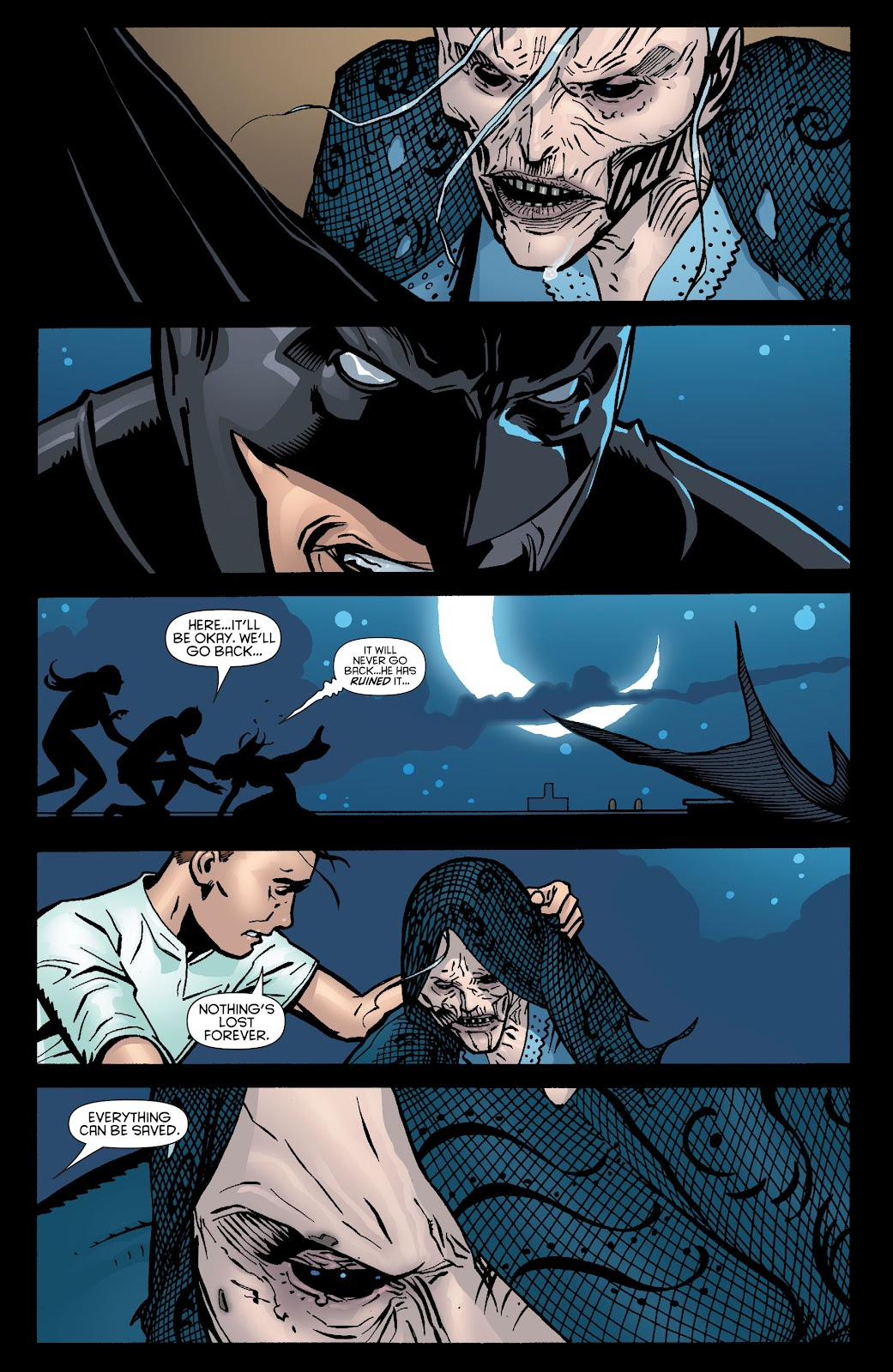 Batman (2011) _TPB 6 #6 - English 161