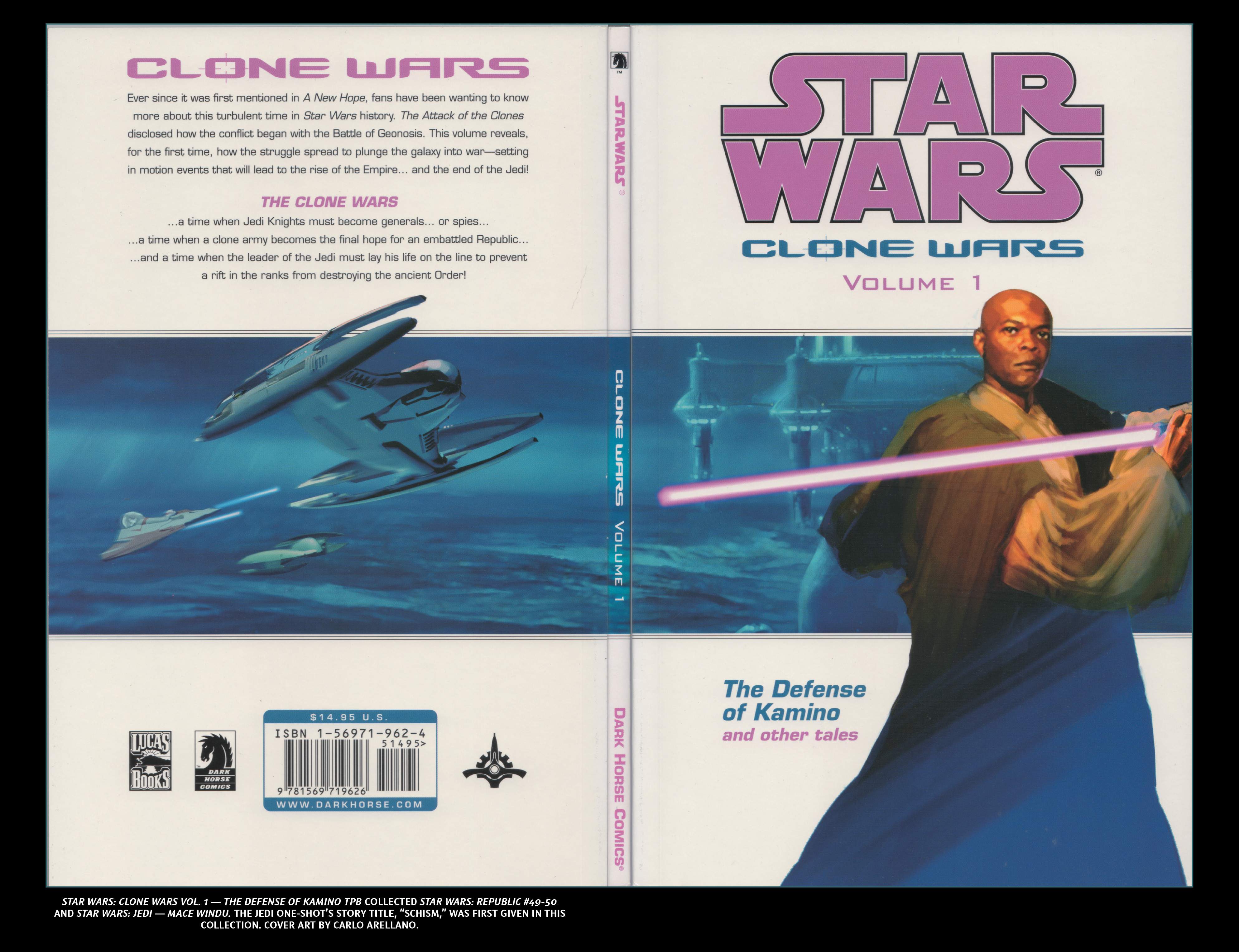 Star Wars Legends Epic Collection: The Clone Wars chap 2 pic 202