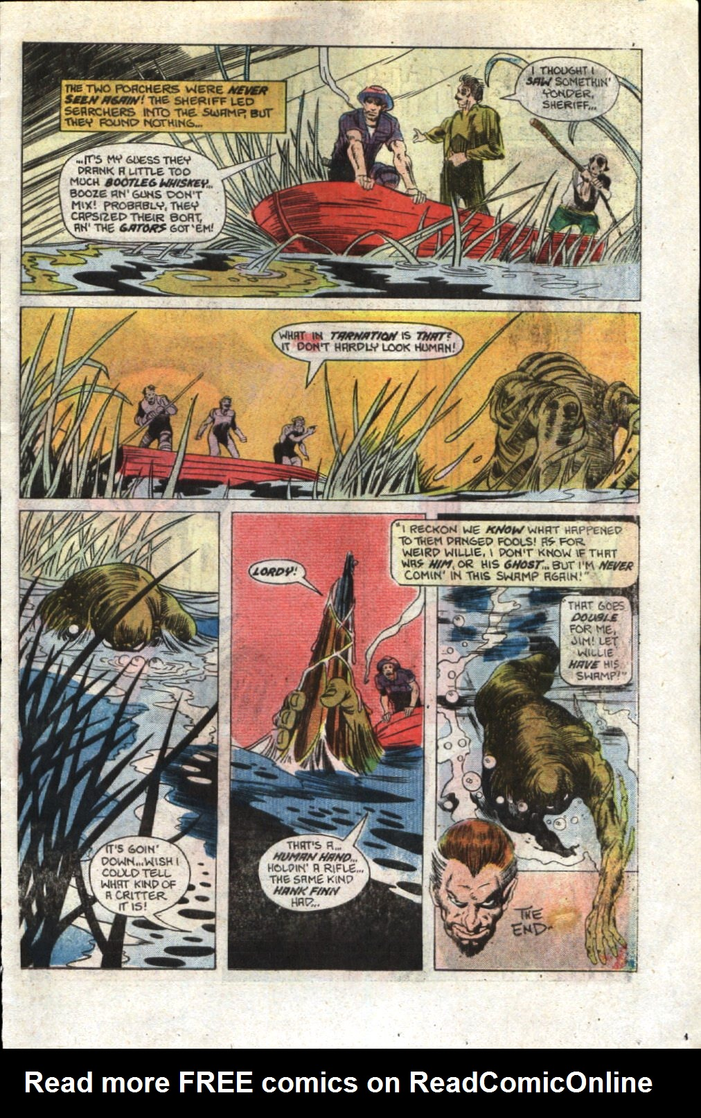Read online Scary Tales comic -  Issue #31 - 11
