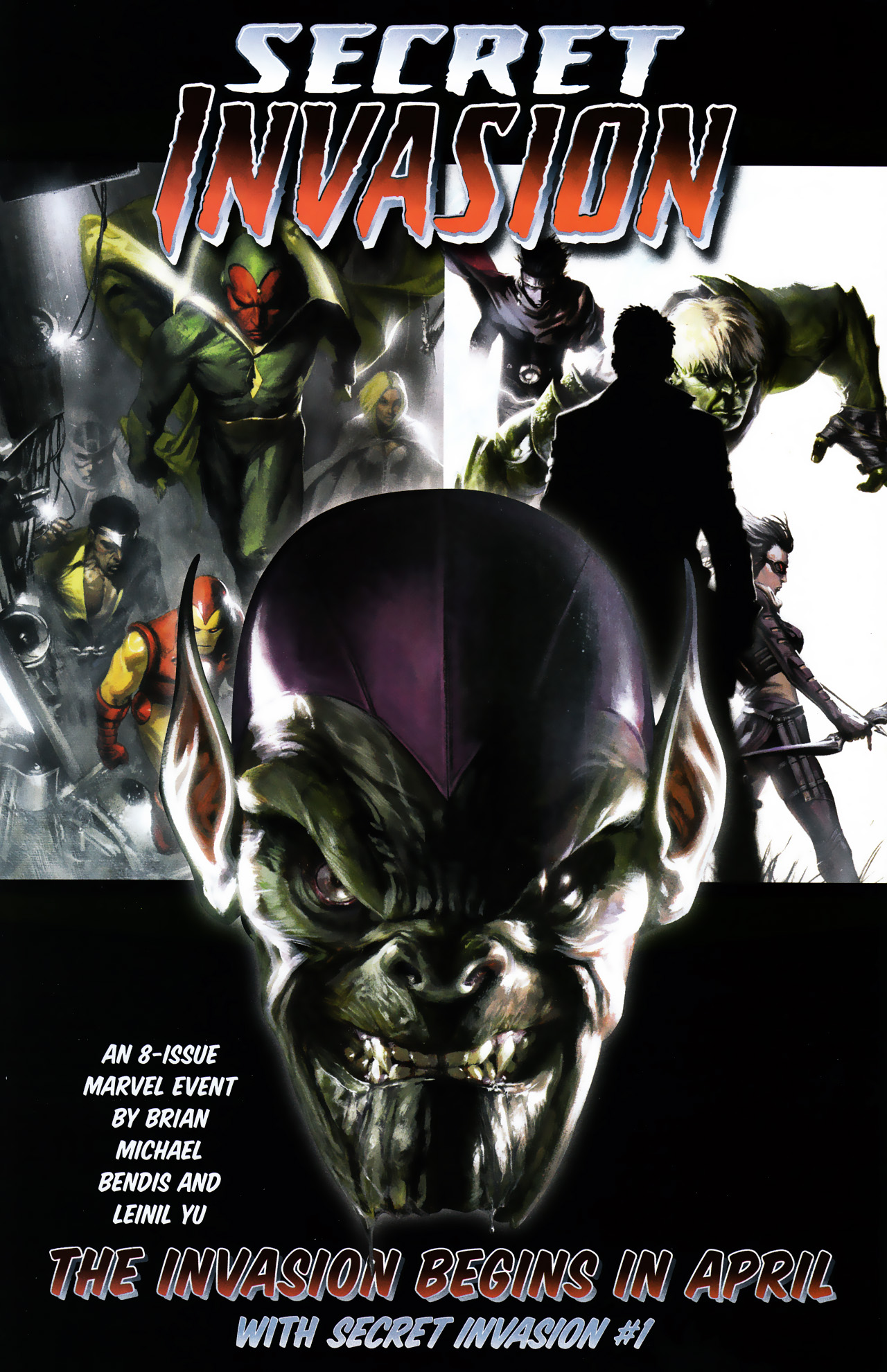 Read online Secret Invasion Saga comic -  Issue # Full - 26