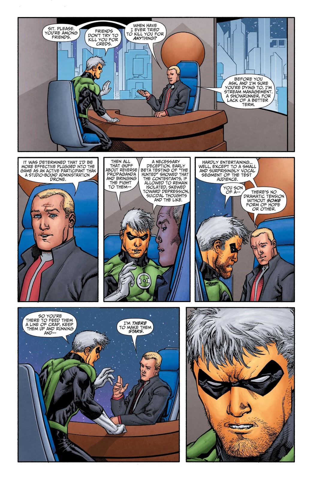 Threshold (2013) Issue #8 #8 - English 12