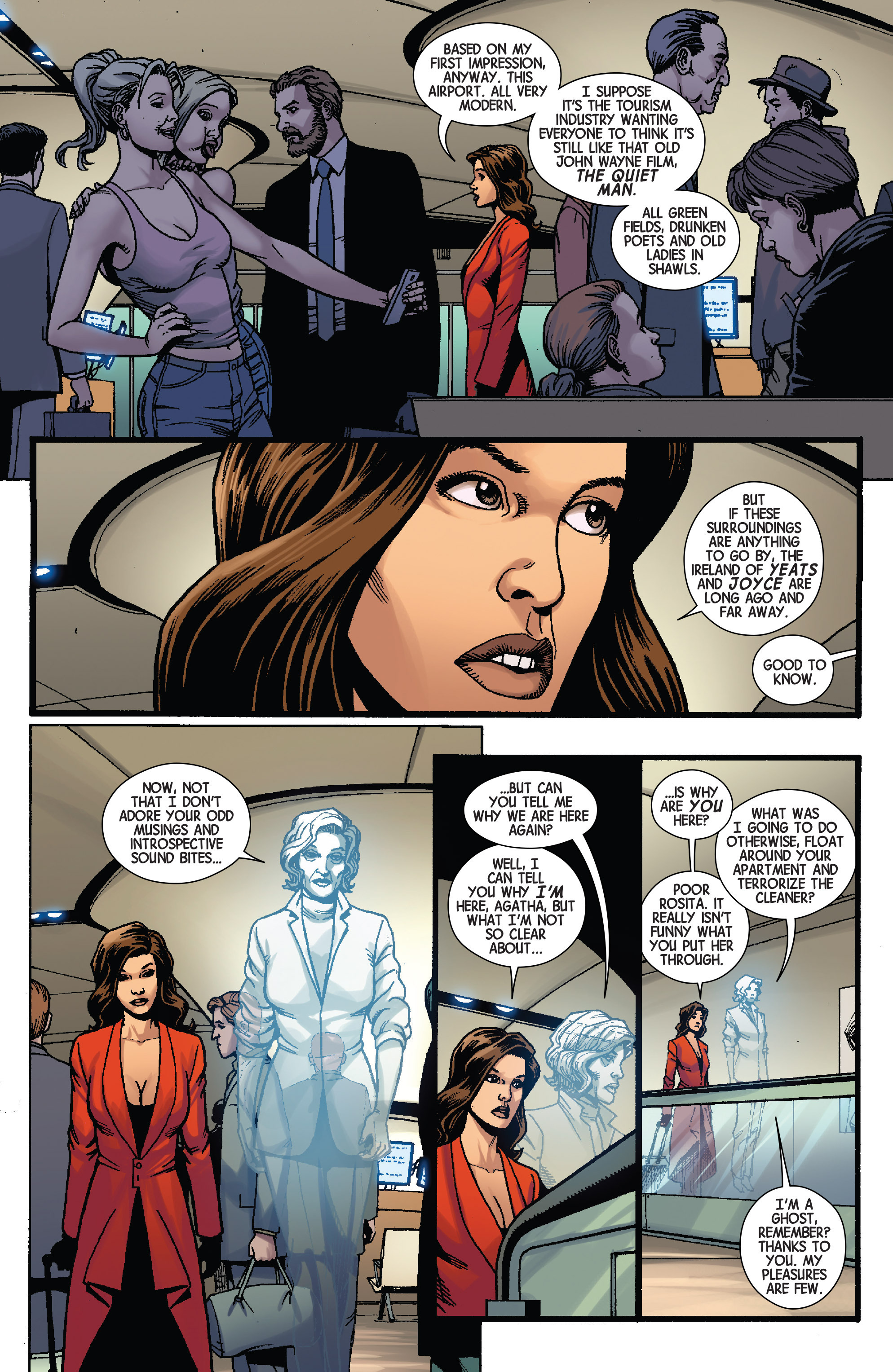 Read online Scarlet Witch (2016) comic -  Issue #3 - 7