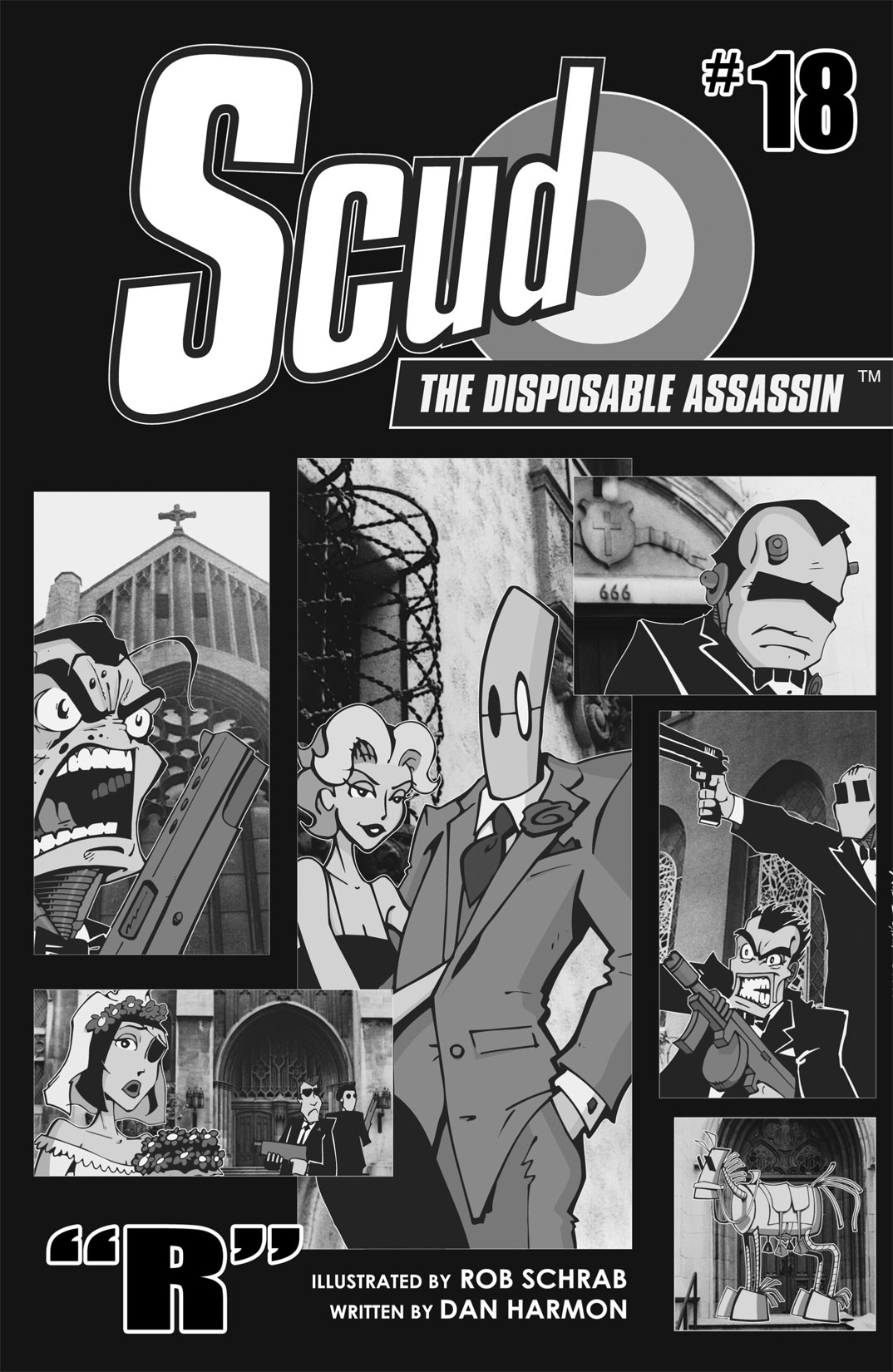 Read online Scud: The Disposable Assassin: The Whole Shebang comic -  Issue # TPB (Part 3) - 71