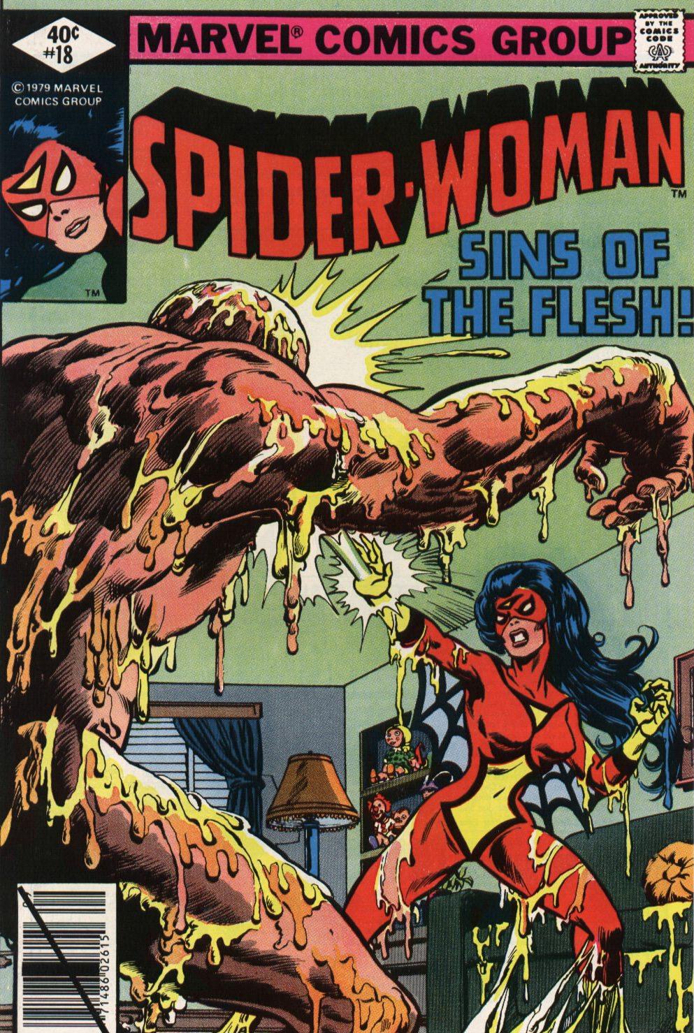 Spider-Woman (1978) #18 #33 - English 1