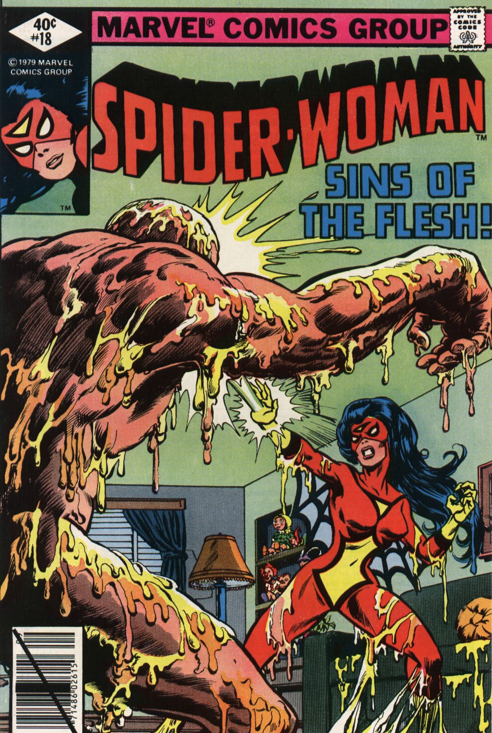 Spider-Woman (1978) Issue #18 #18 - English 1