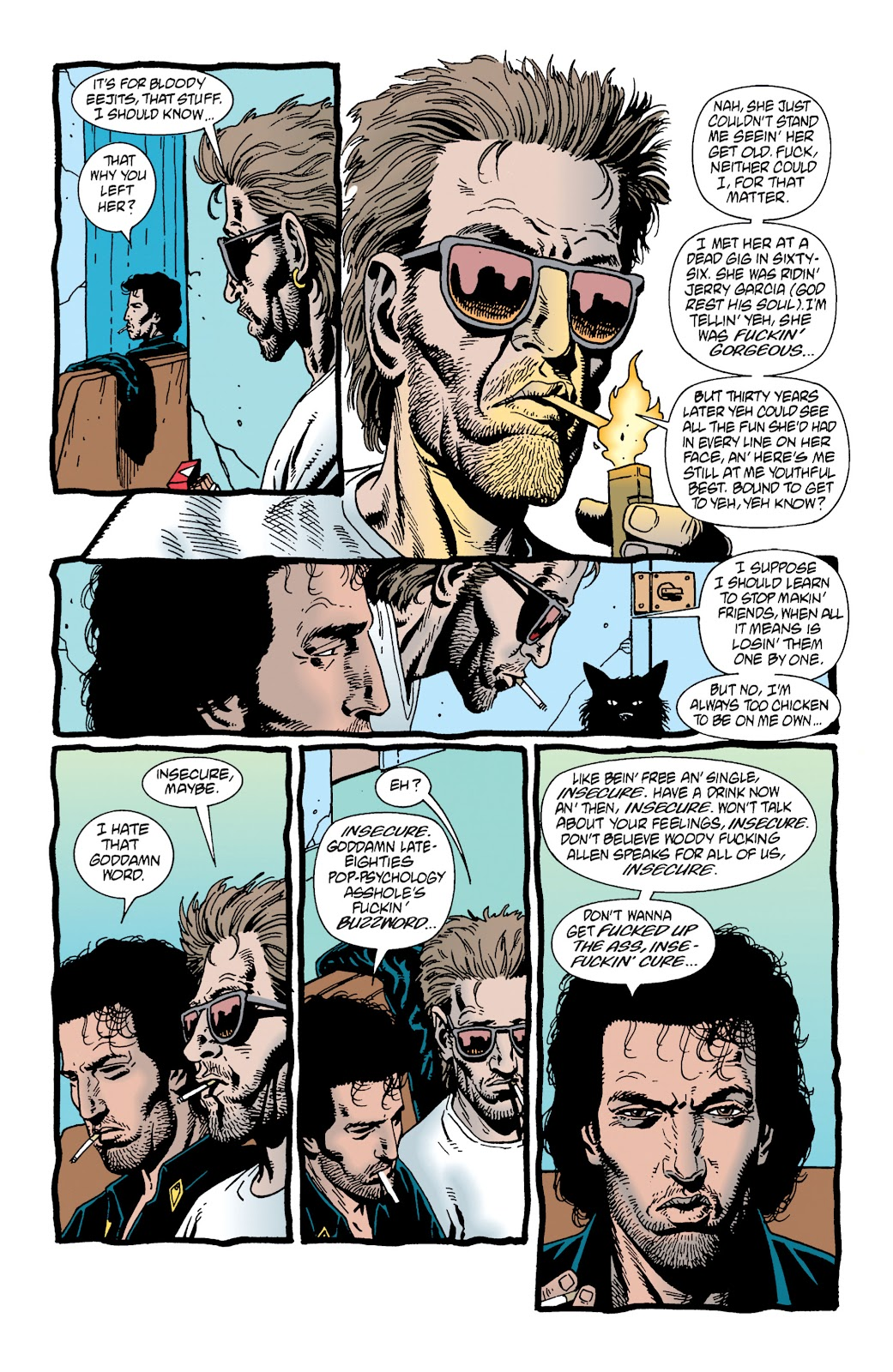 Preacher Issue #14 #23 - English 5