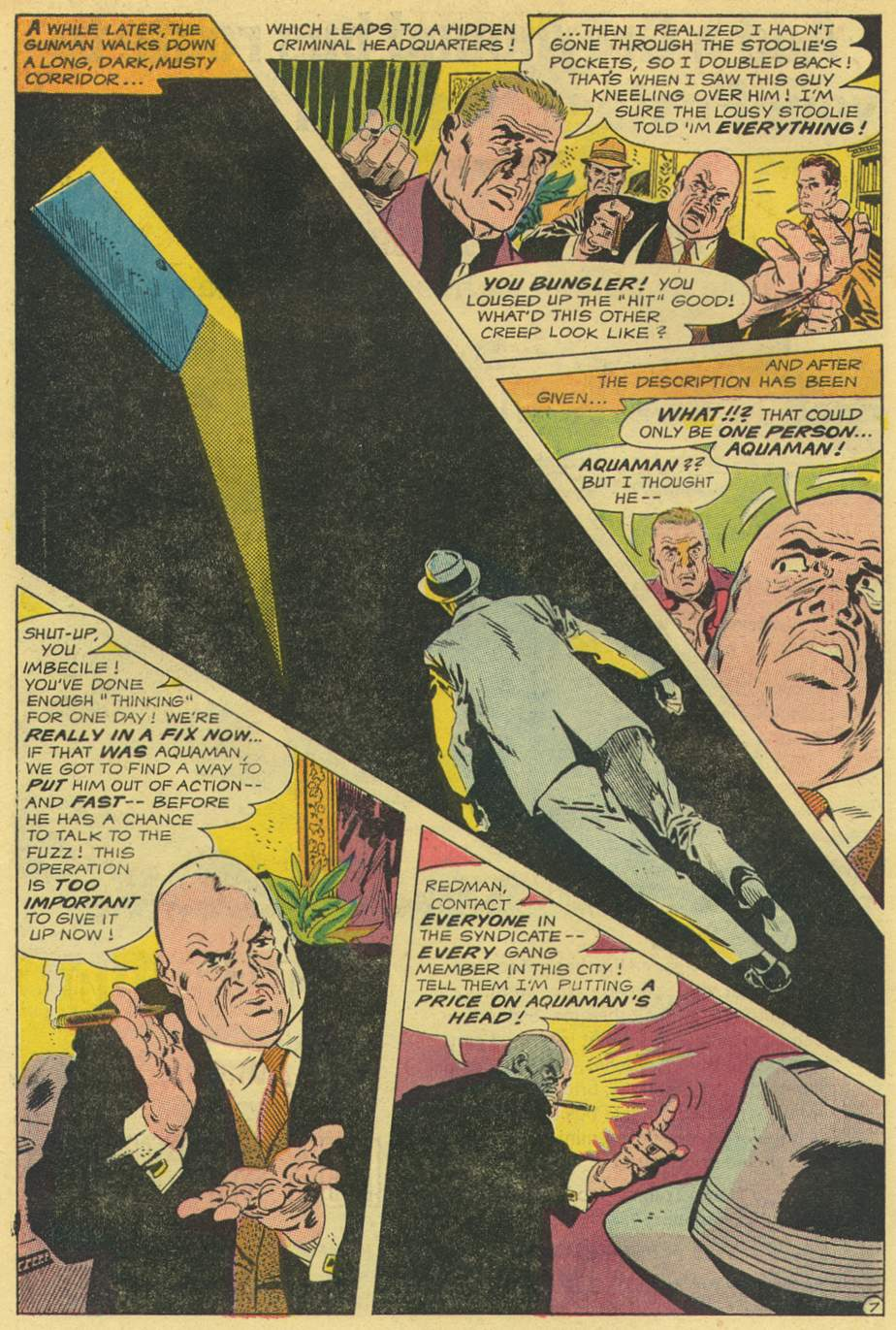 Aquaman (1962) Issue #44 #44 - English 10
