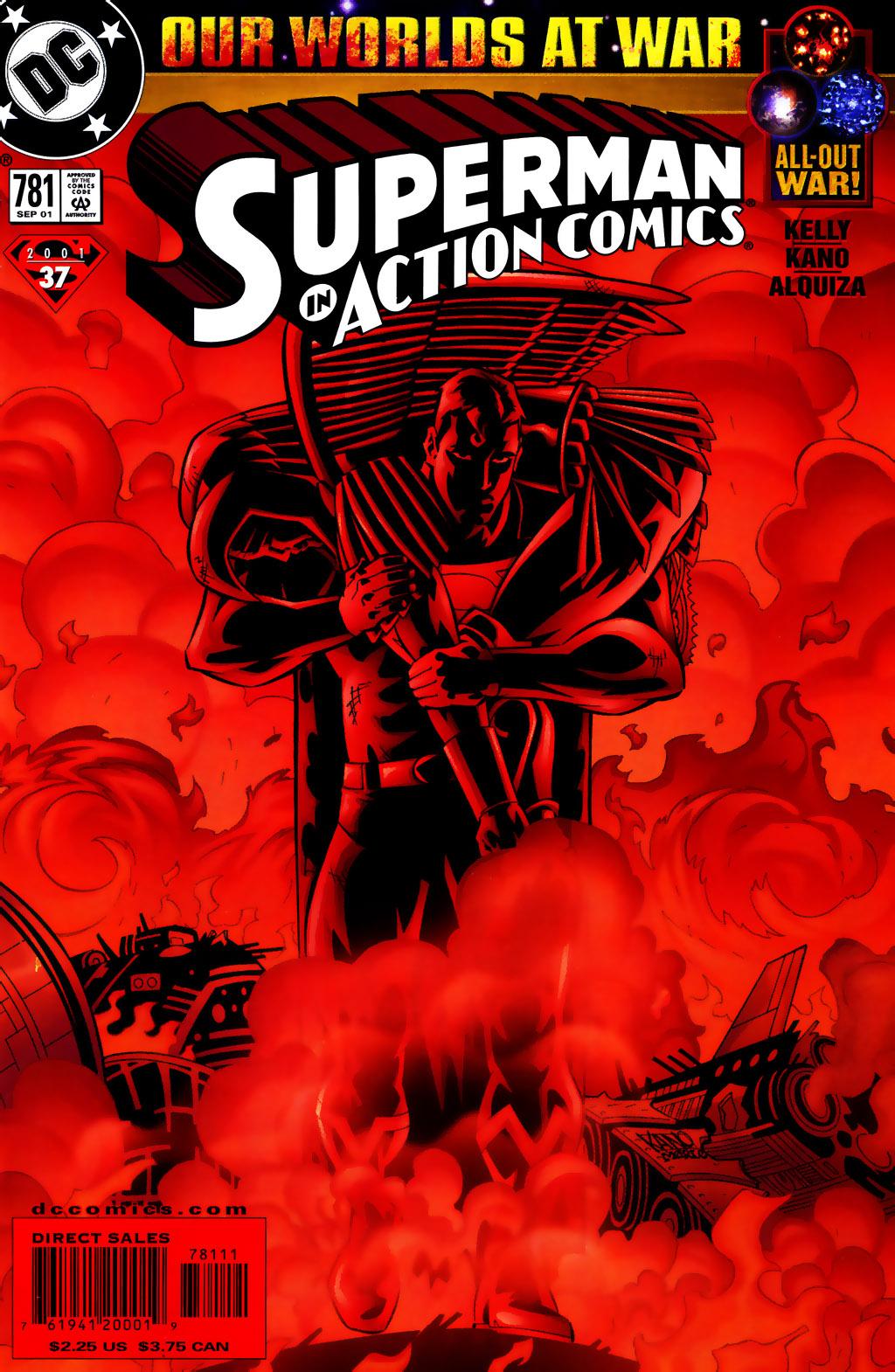 Action Comics (1938) 781 Page 1