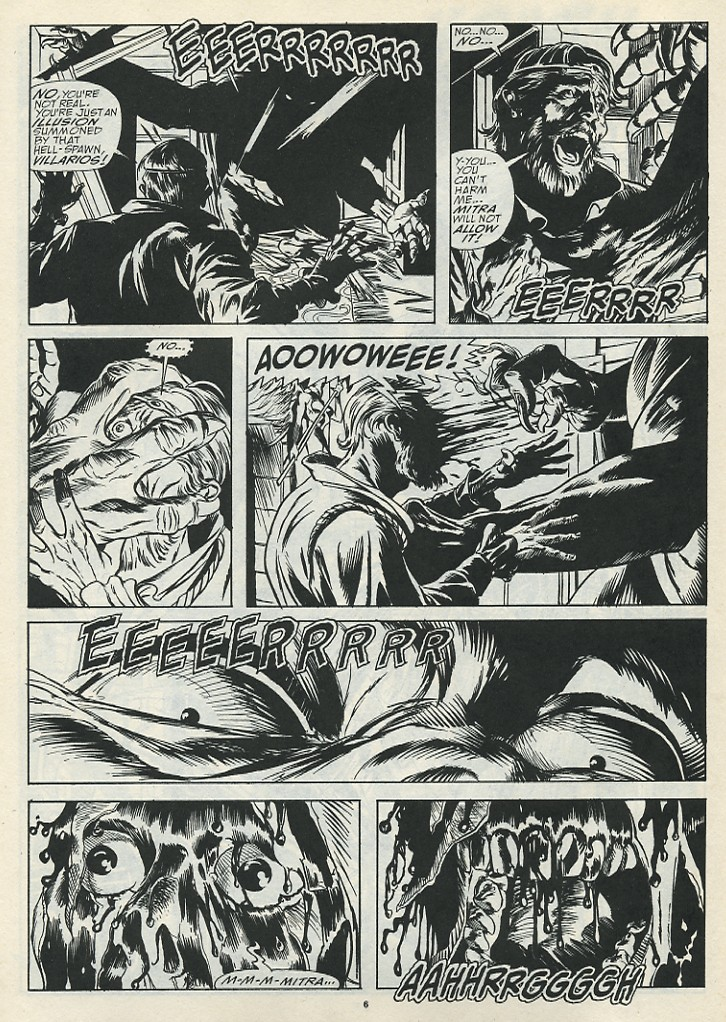 The Savage Sword Of Conan Issue #185 #186 - English 8
