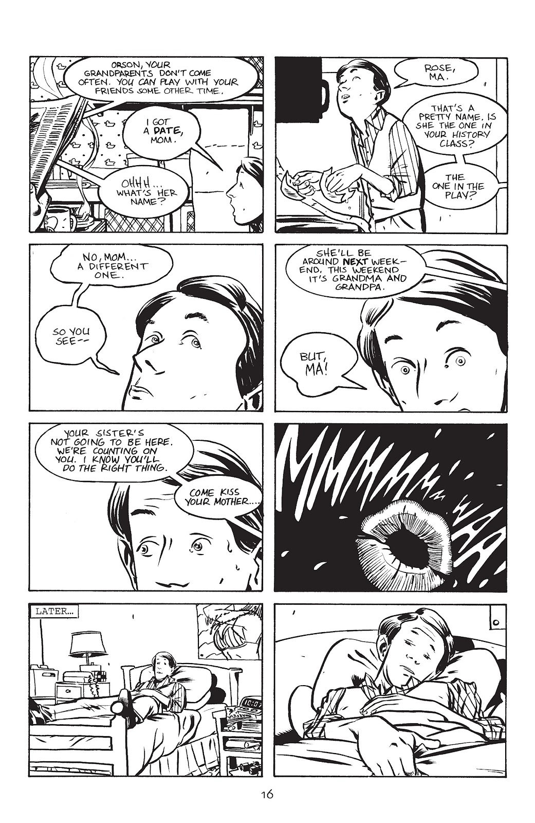 Stray Bullets Issue #5 #5 - English 18