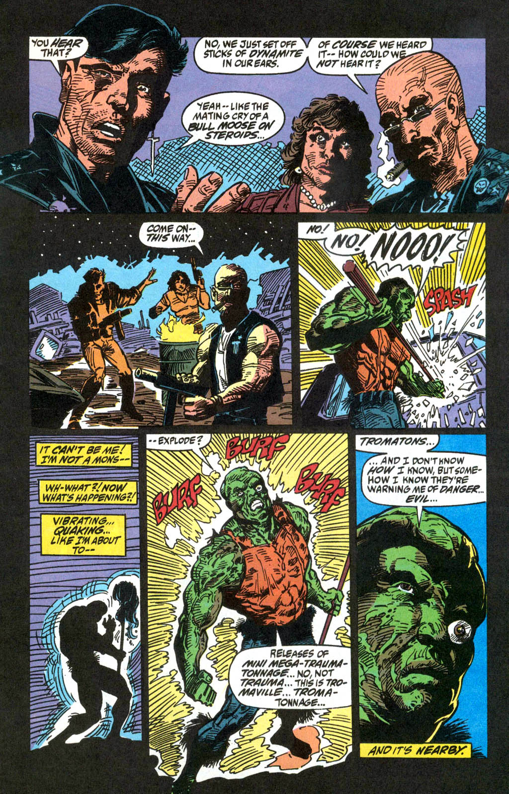 Toxic Avenger #1 #11 - English 4