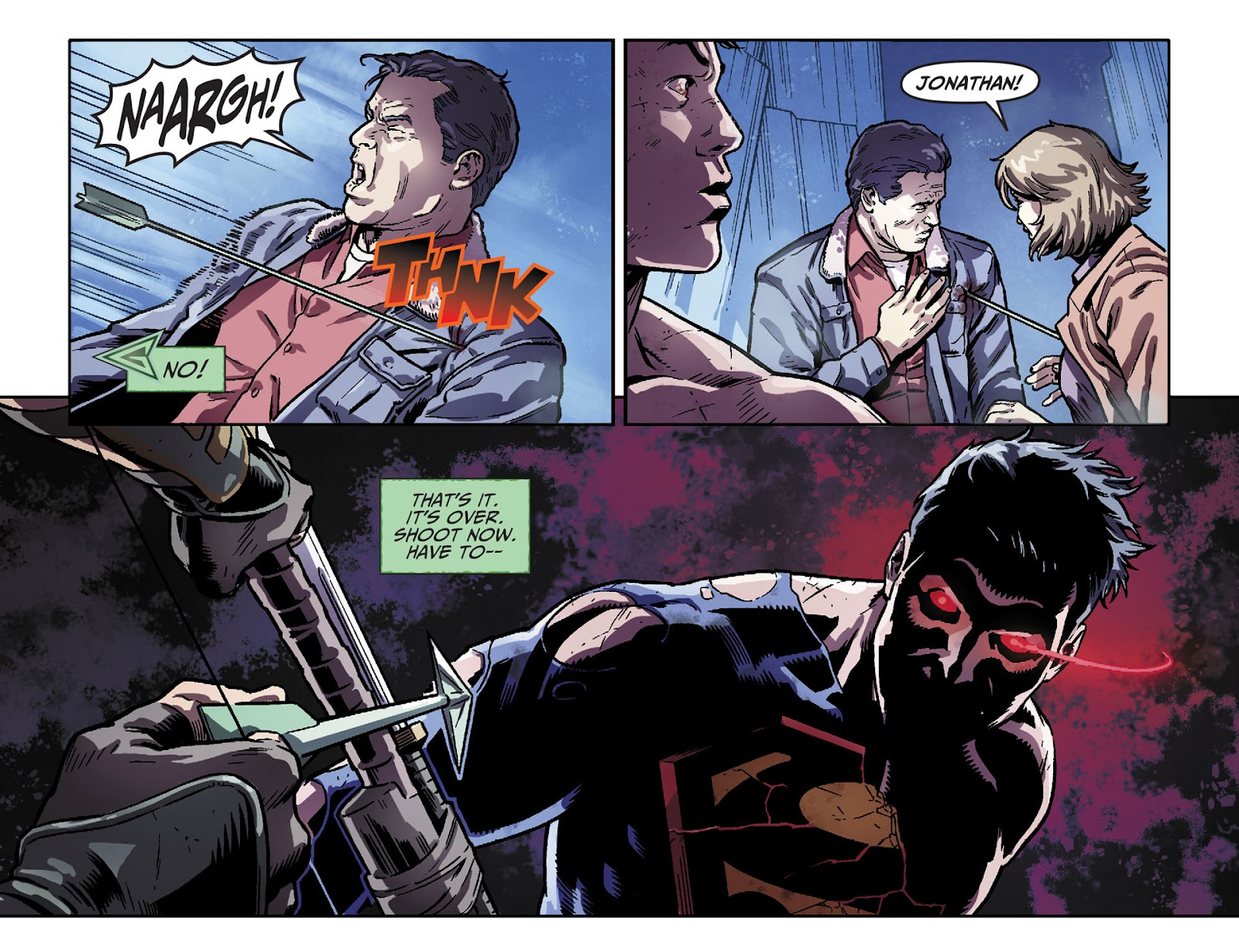 Injustice: Gods Among Us [I] Issue #33 #34 - English 13