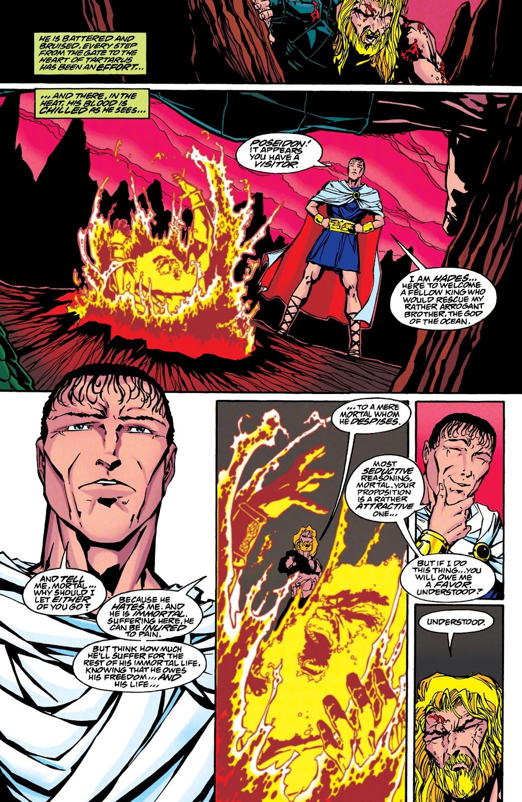 Aquaman (1994) Issue #46 #52 - English 14