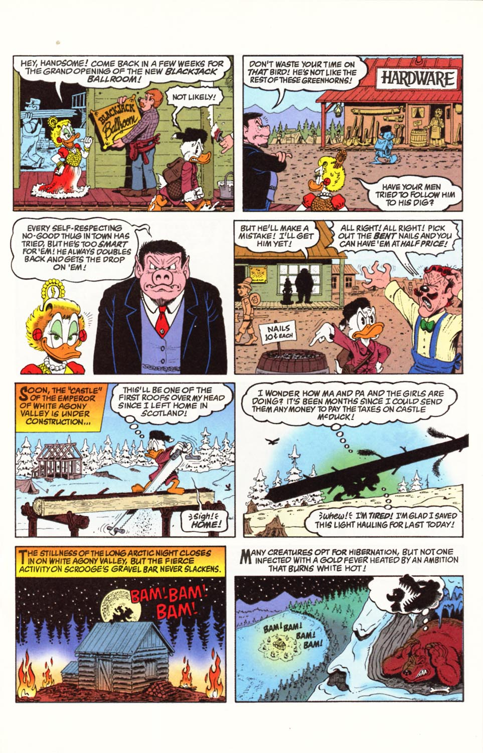 Uncle Scrooge (1953) Issue #292 #292 - English 15