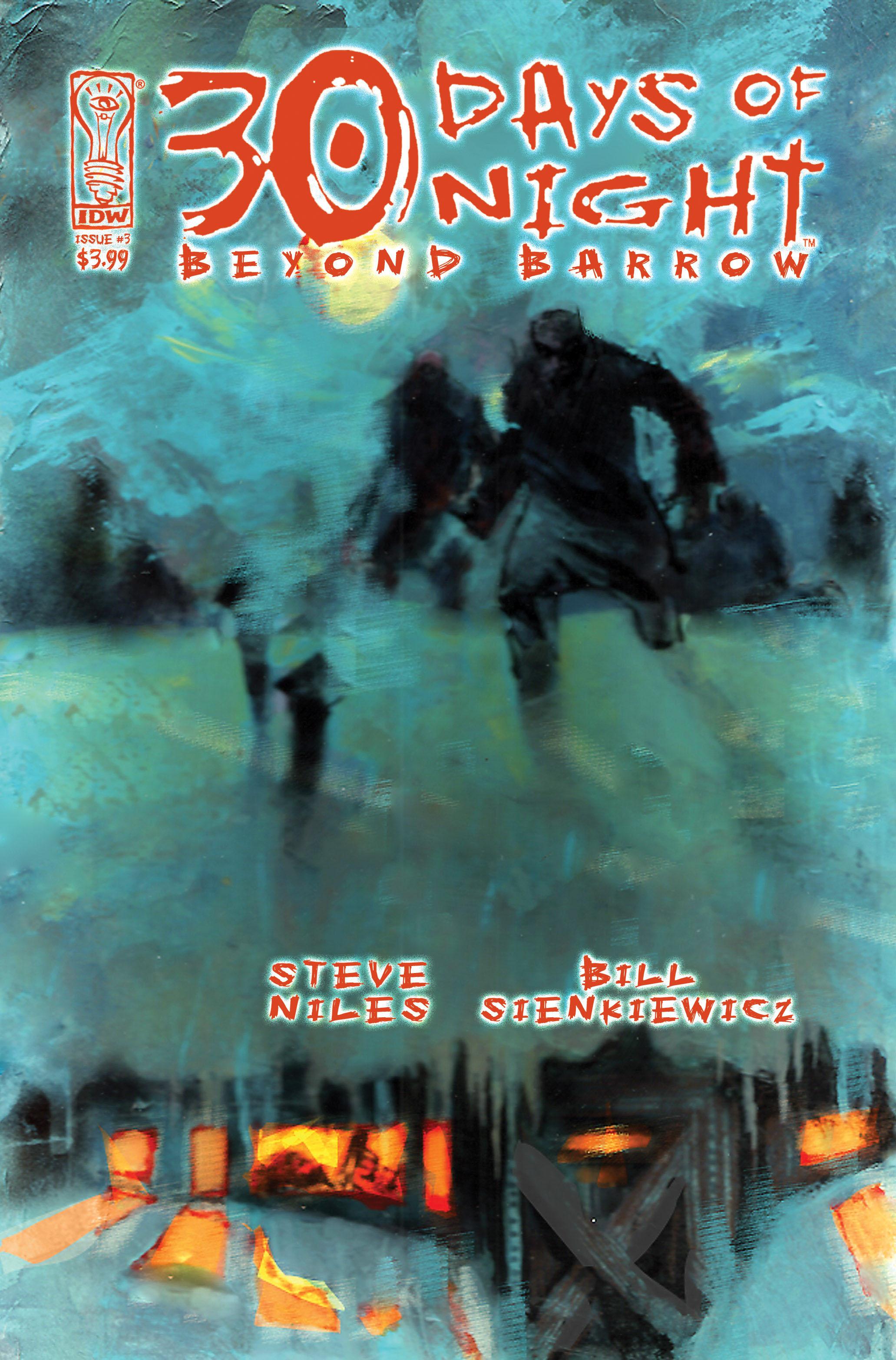 30 Days of Night: Beyond Barrow 3 Page 1