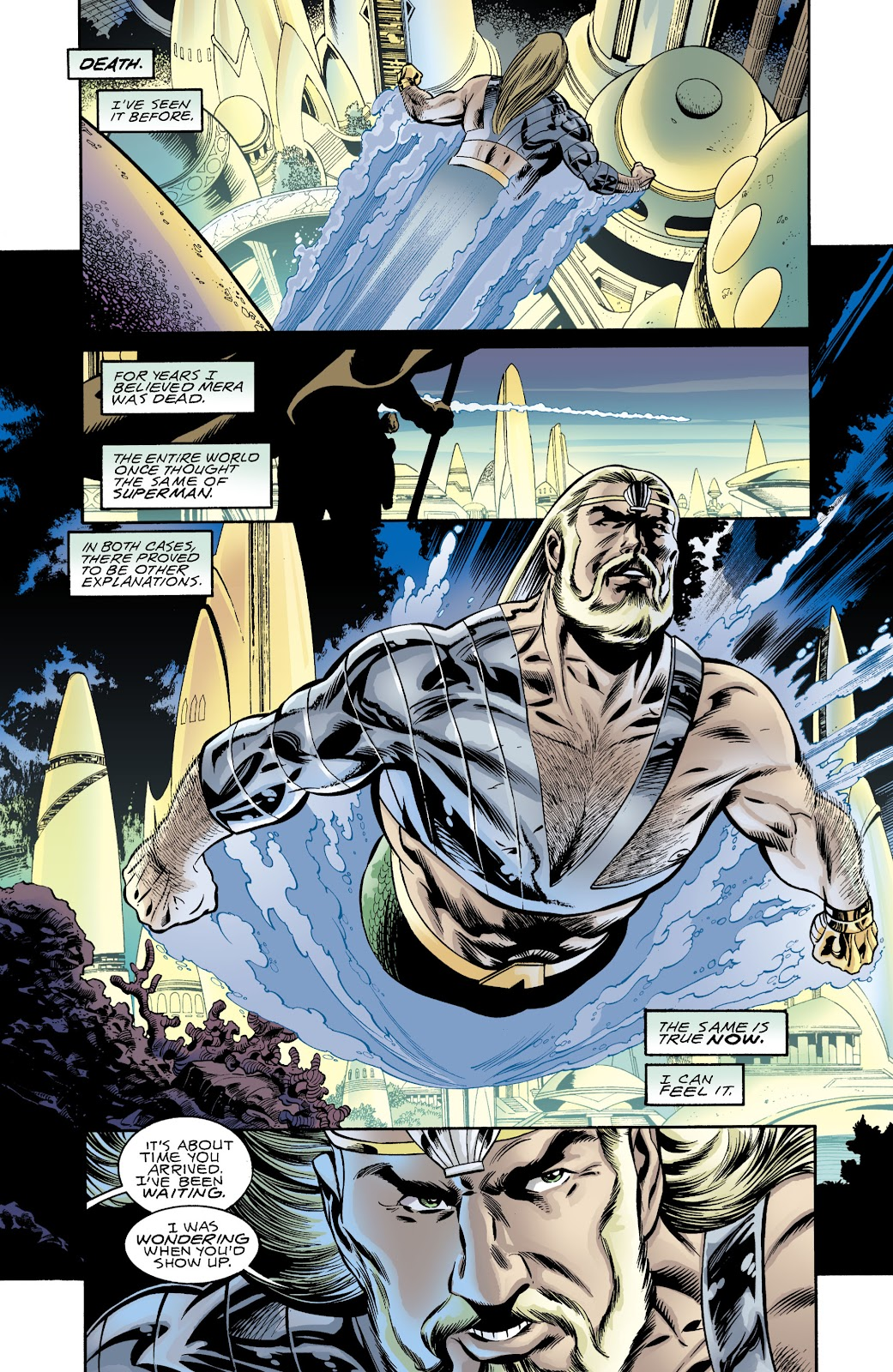Aquaman (1994) Issue #74 #80 - English 15