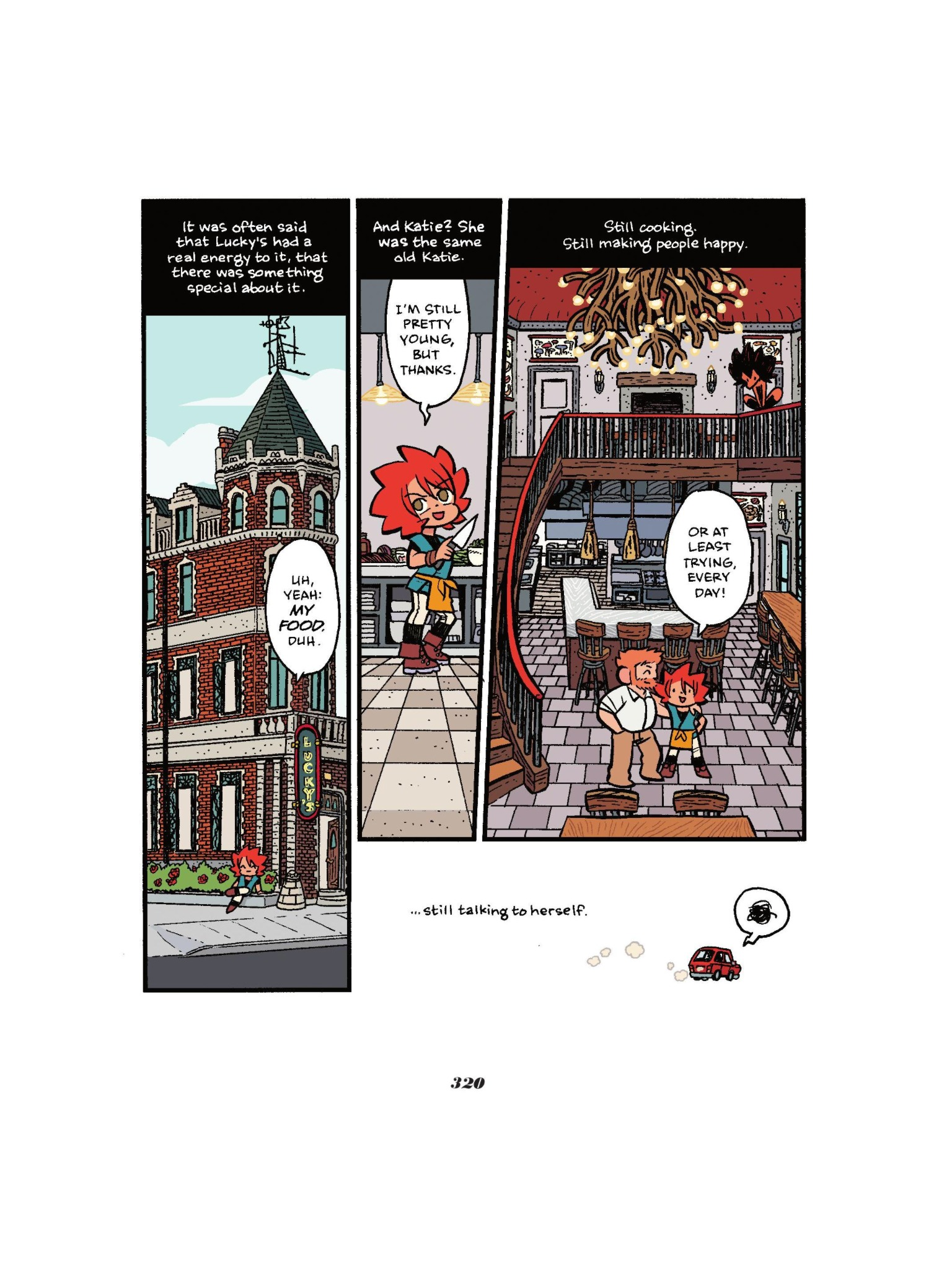 Read online Seconds comic -  Issue # Full - 320