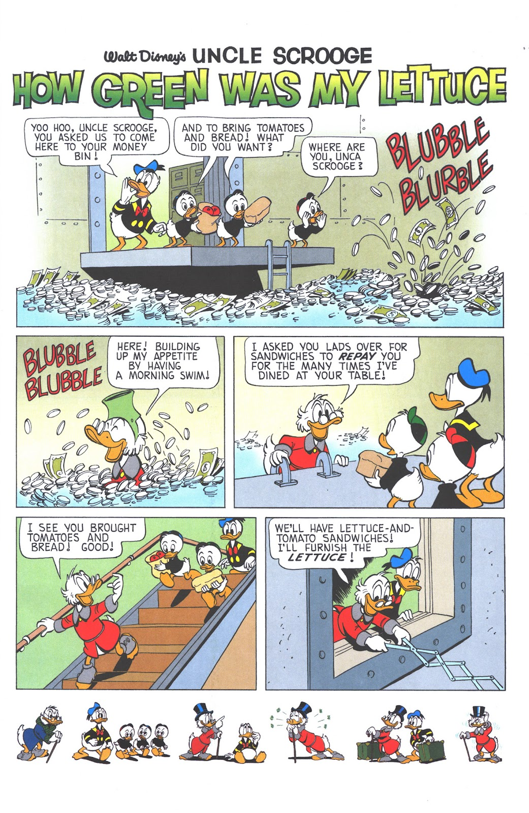 Uncle Scrooge (1953) Issue #371 #371 - English 3