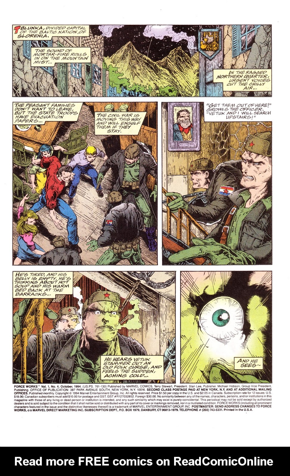 Force Works Issue #4 #4 - English 2