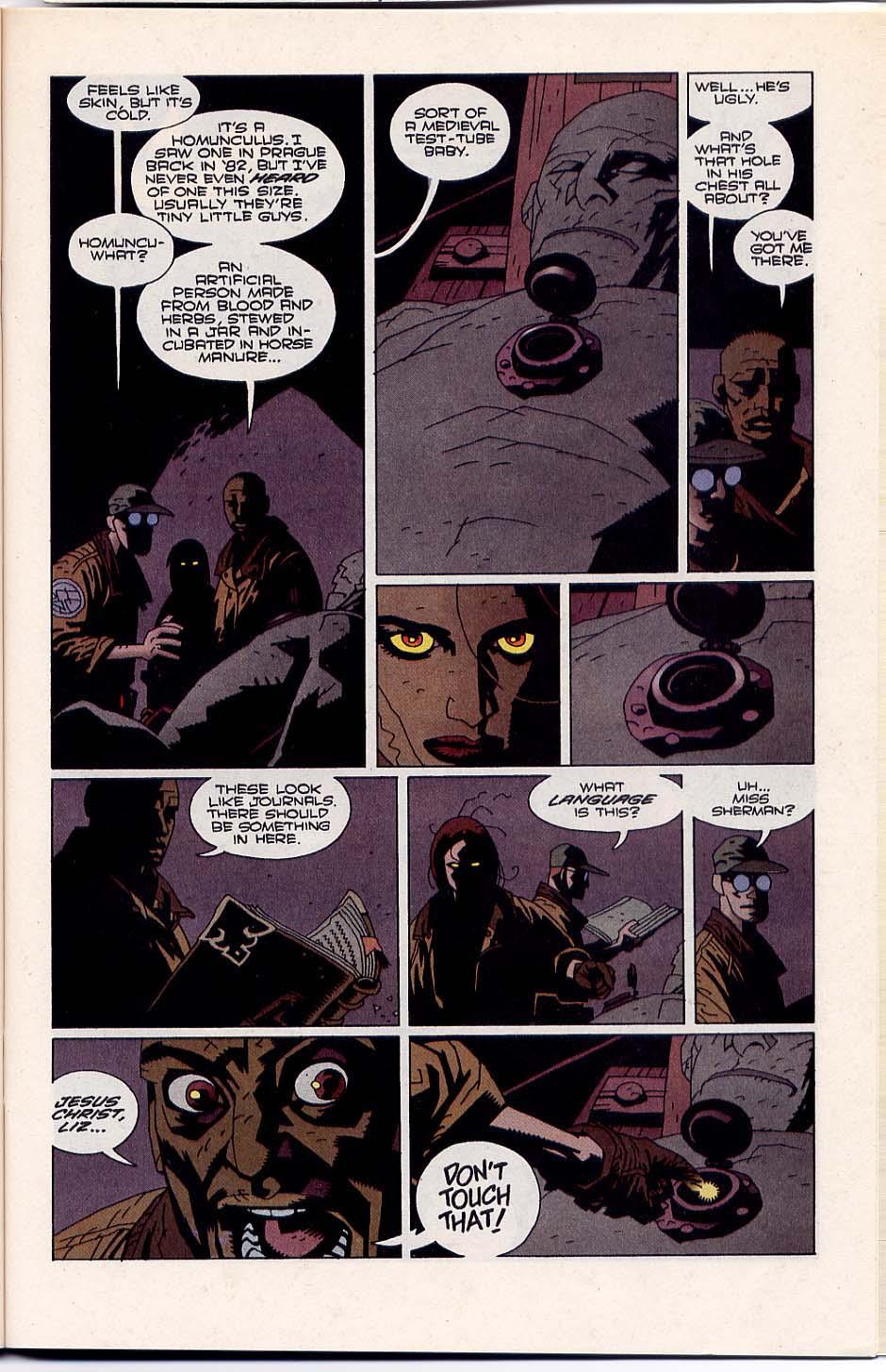 Hellboy: Wake the Devil Issue #3 #3 - English 17