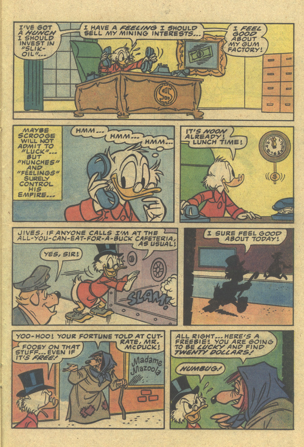 Scrooge (1953) Issue #12 #204 - English 25
