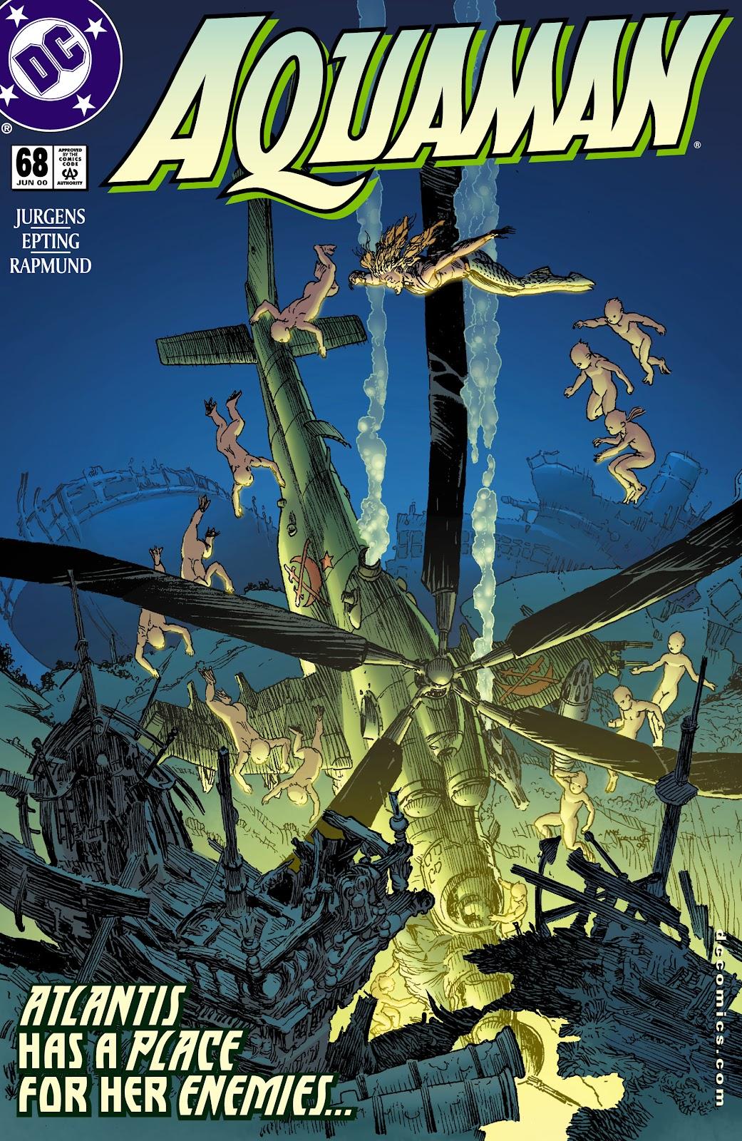 Aquaman (1994) Issue #68 #74 - English 1