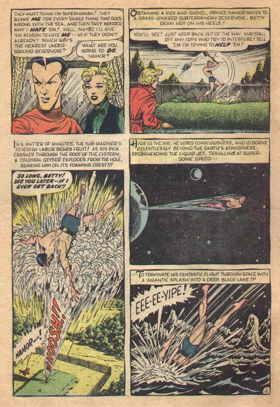 Sub-Mariner Comics #36 #36 - English 6