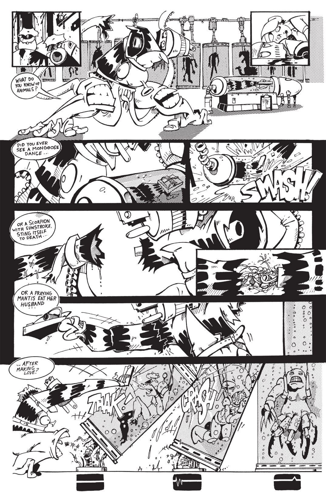 Read online Scud: The Disposable Assassin: The Whole Shebang comic -  Issue # TPB (Part 1) - 154