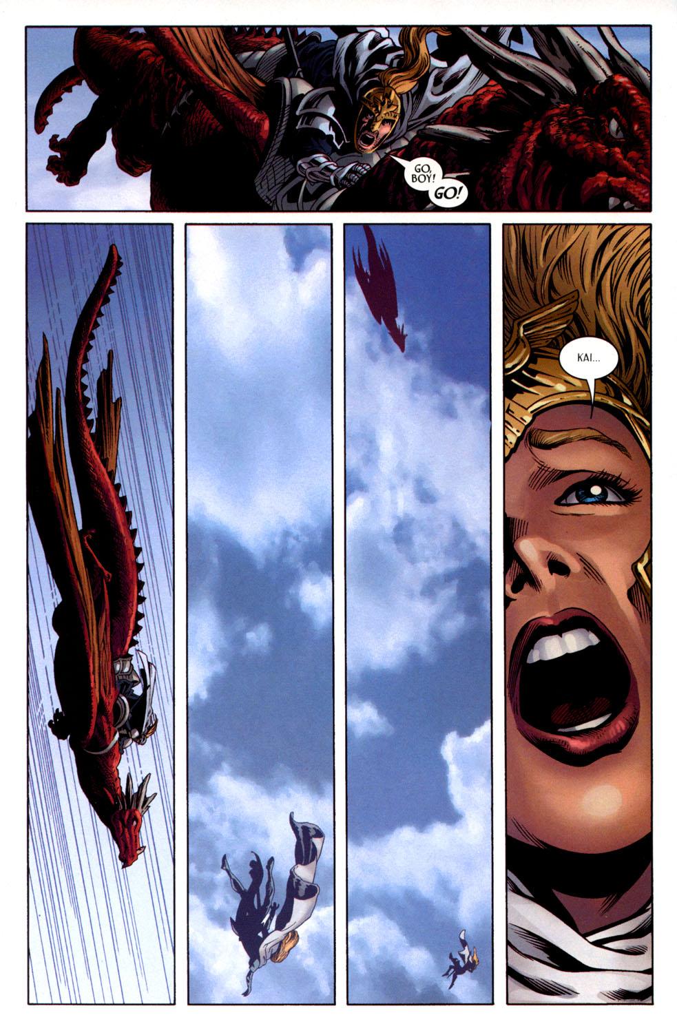 Read online Scion comic -  Issue #41 - 10