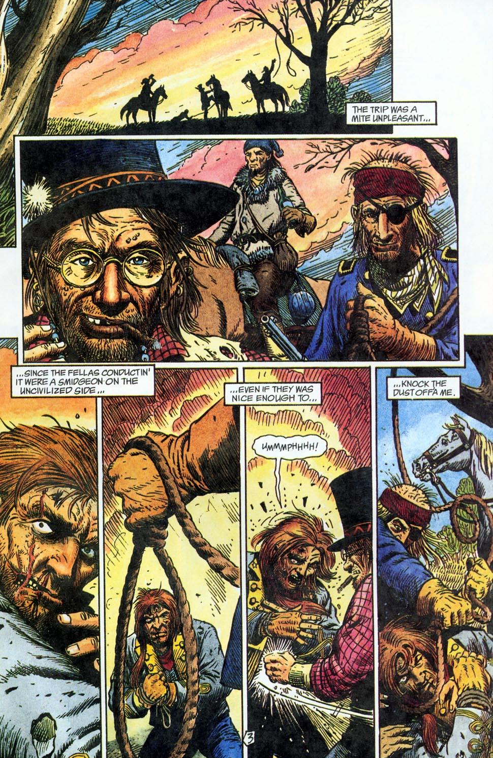 Jonah Hex: Two-Gun Mojo Issue #1 #1 - English 5