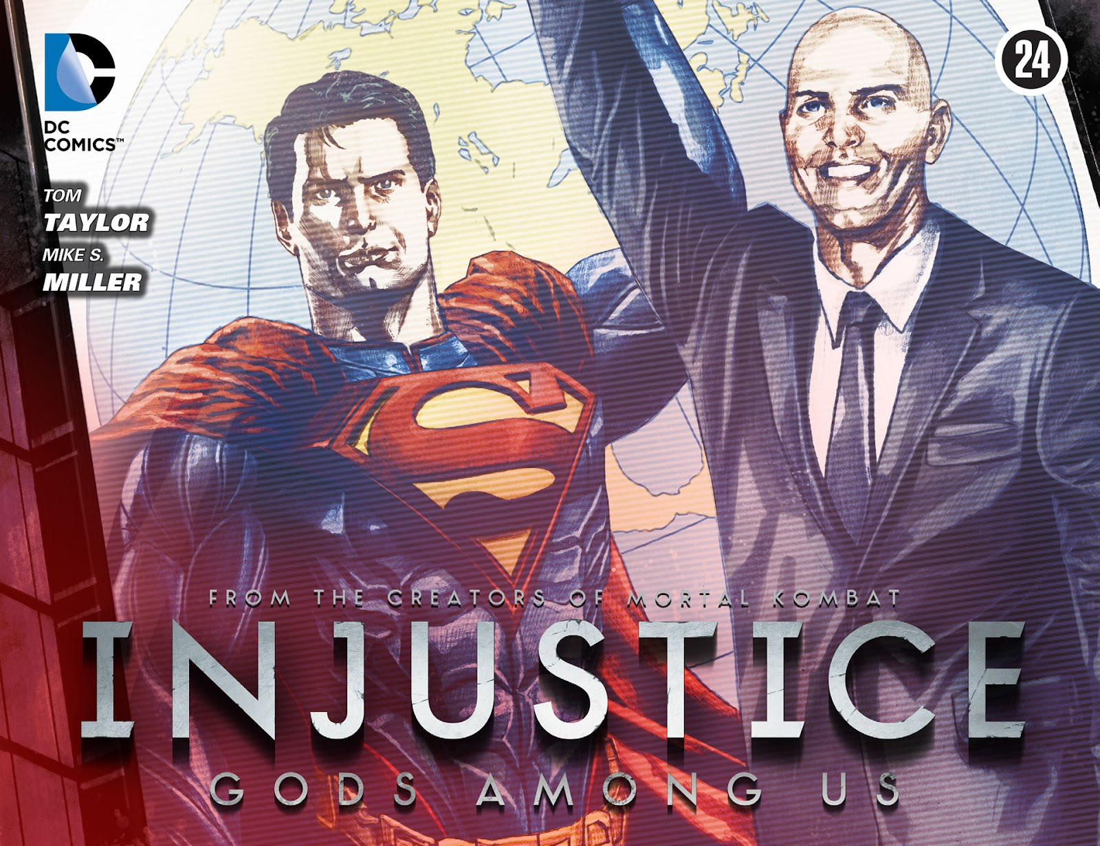 Injustice: Gods Among Us [I] Issue #24 #25 - English 1