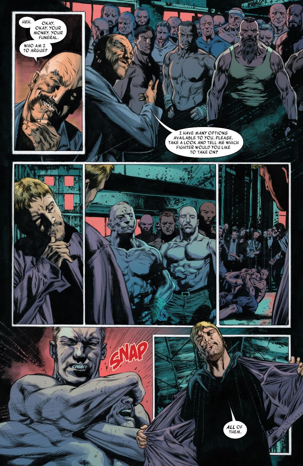 Iron Fist (2017) Issue #1 #1 - English 6