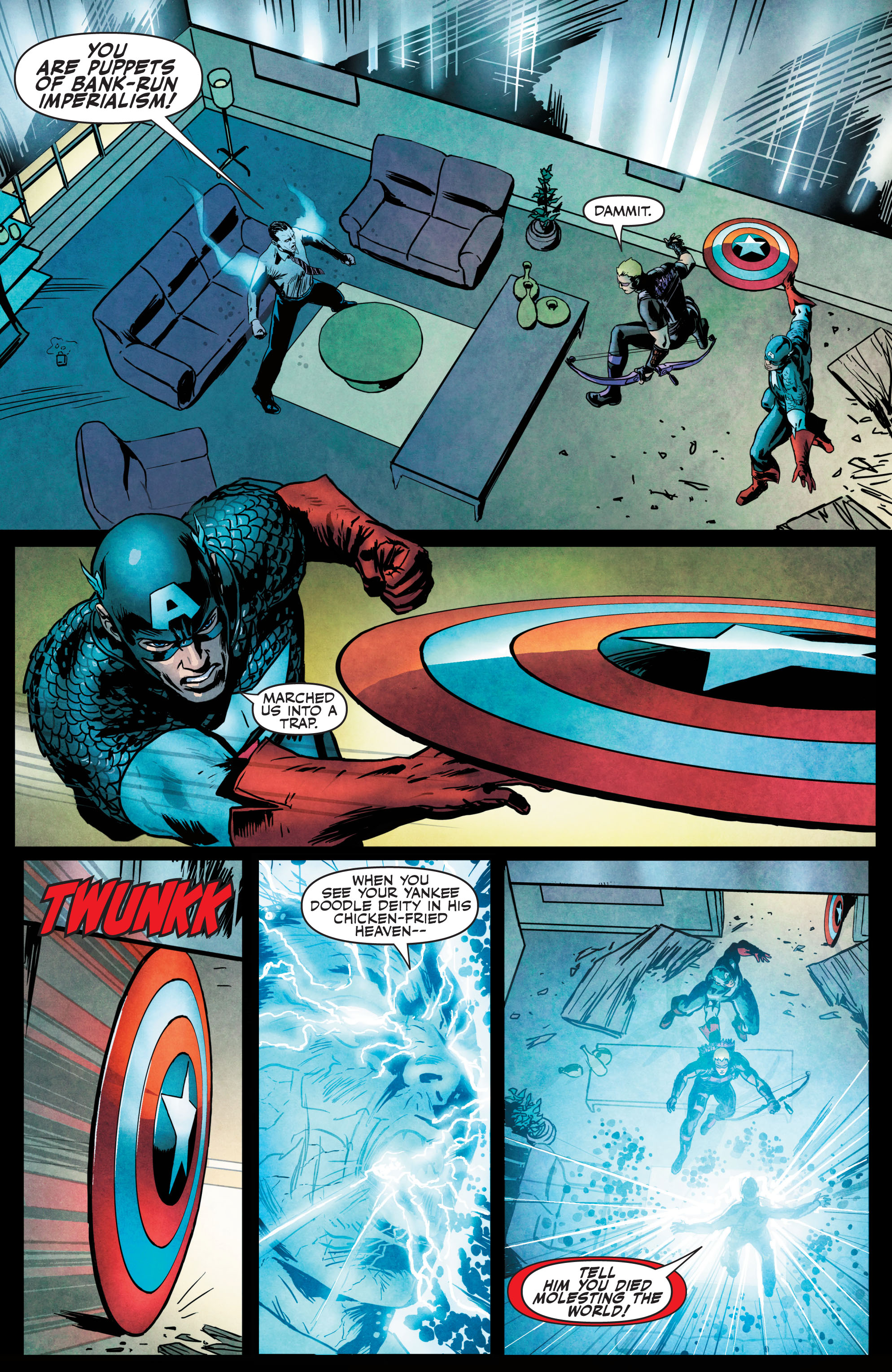 Read online Secret Avengers (2010) comic -  Issue #21.1 - 8