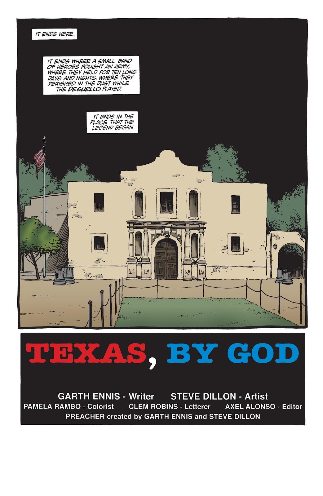 Preacher Issue #59 #68 - English 2
