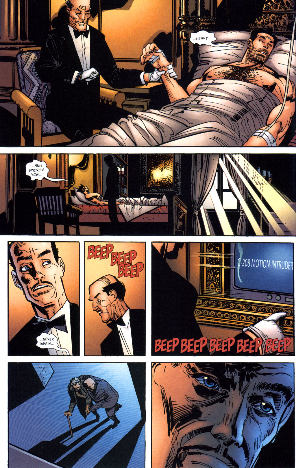 Batman: Death and the Maidens 6 Page 10