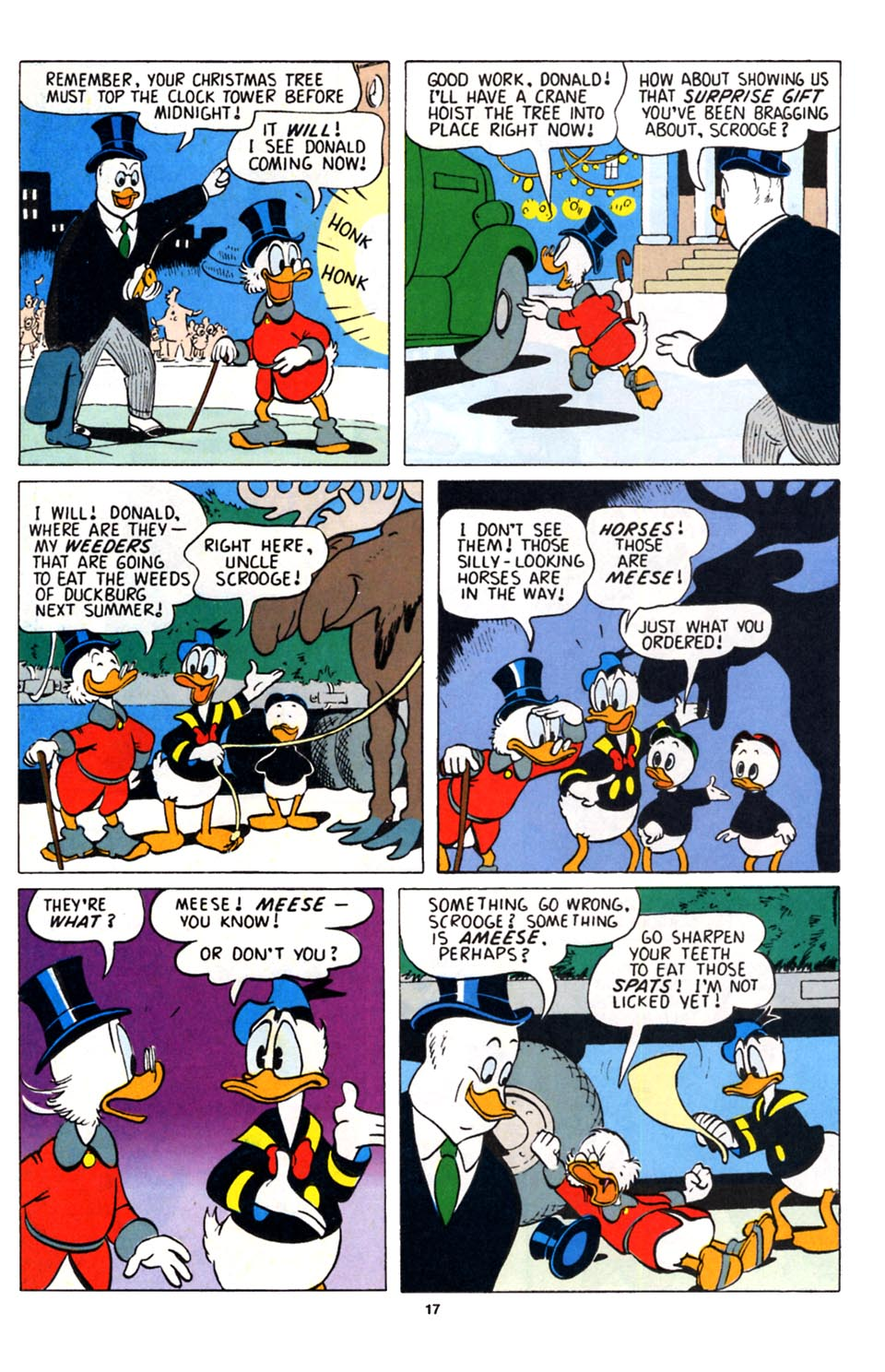 Uncle Scrooge (1953) Issue #251 #251 - English 18