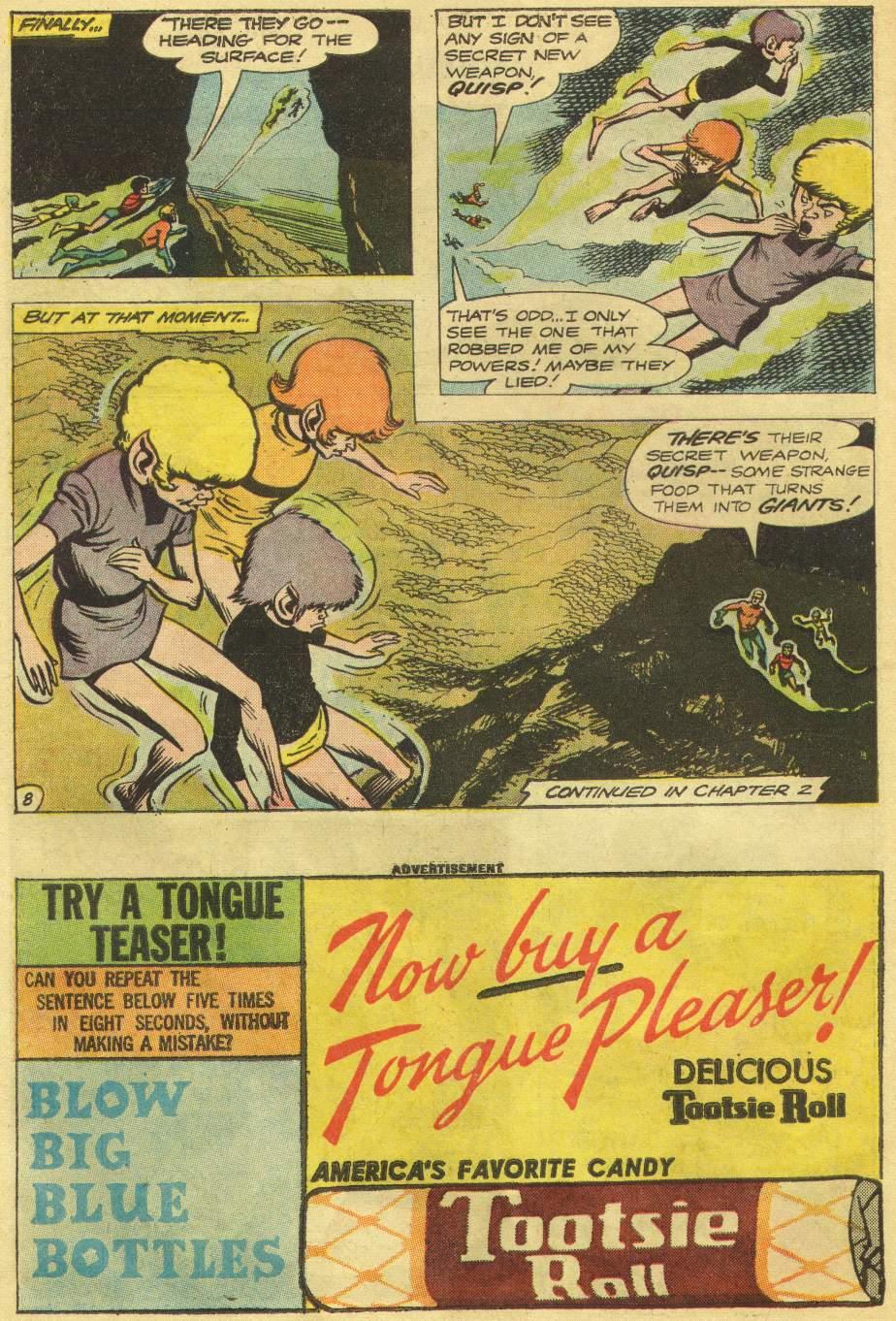 Aquaman (1962) Issue #10 #10 - English 10