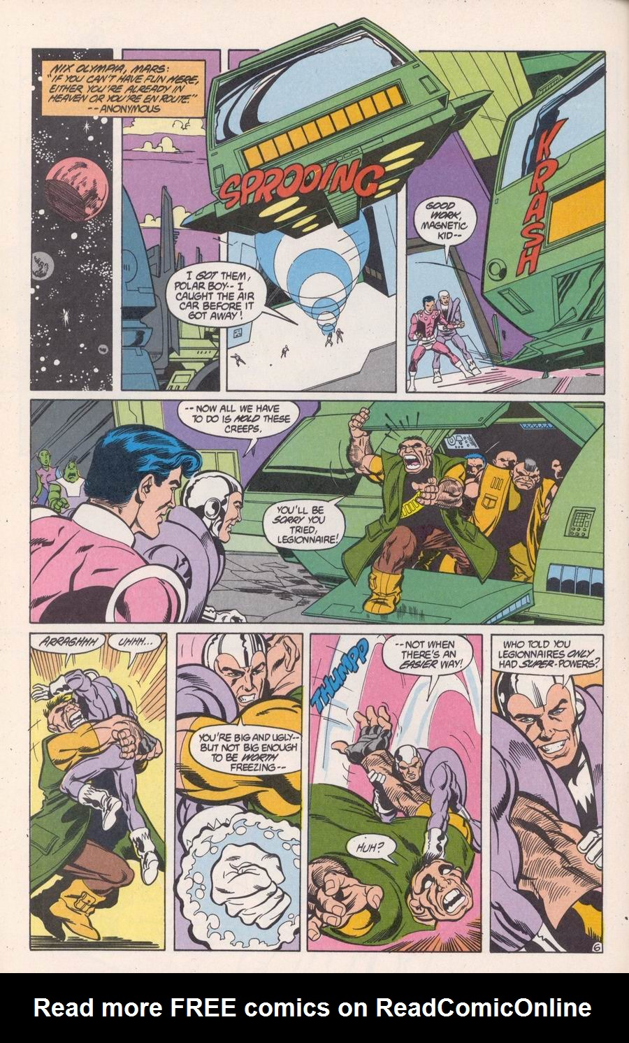 Tales of the Legion Issue #354 #41 - English 7