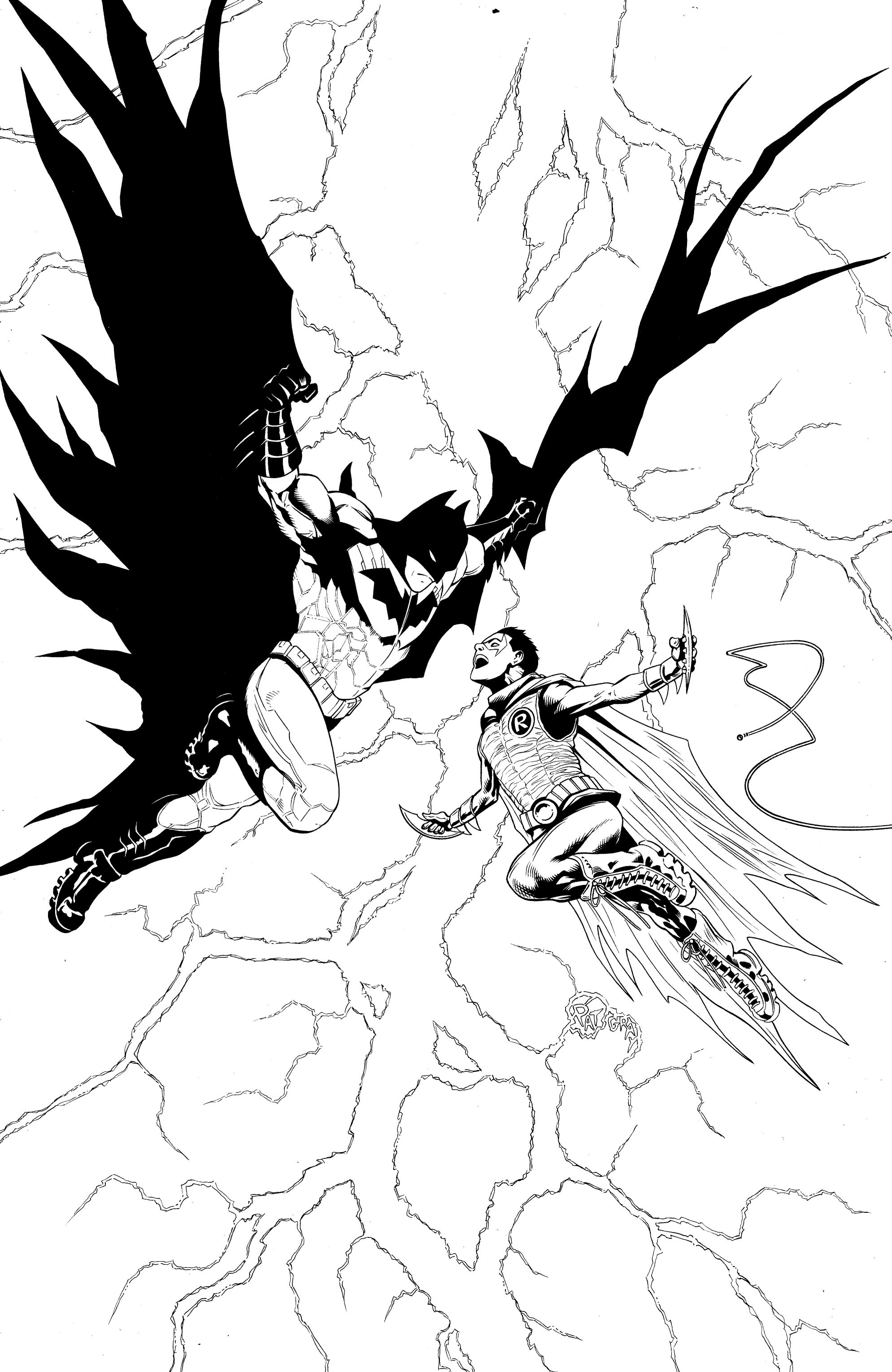 Batman and Robin (2011) chap 1 pic 111