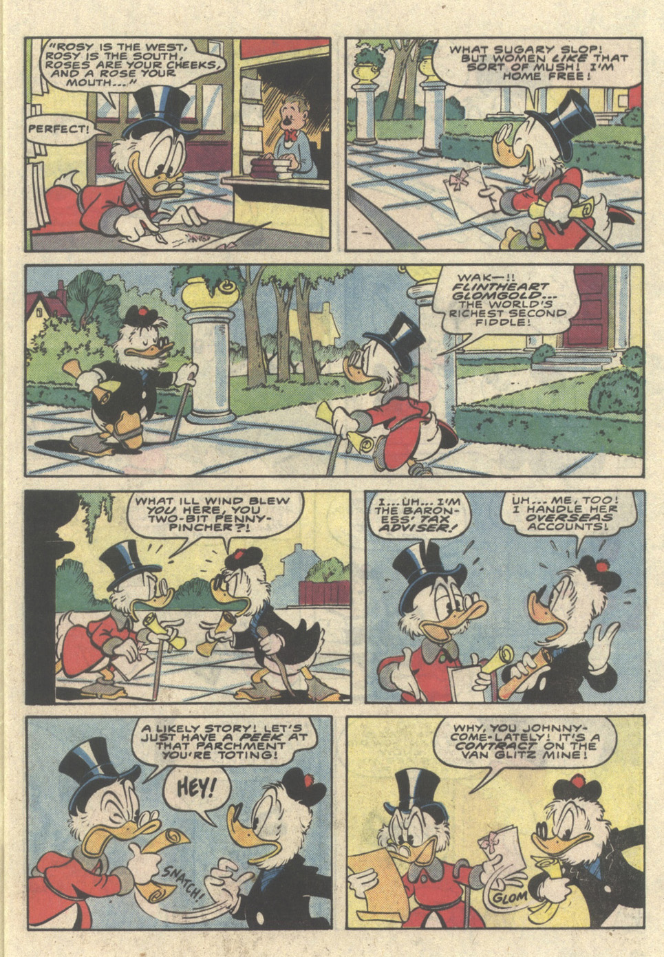 Uncle Scrooge (1953) Issue #225 #225 - English 5