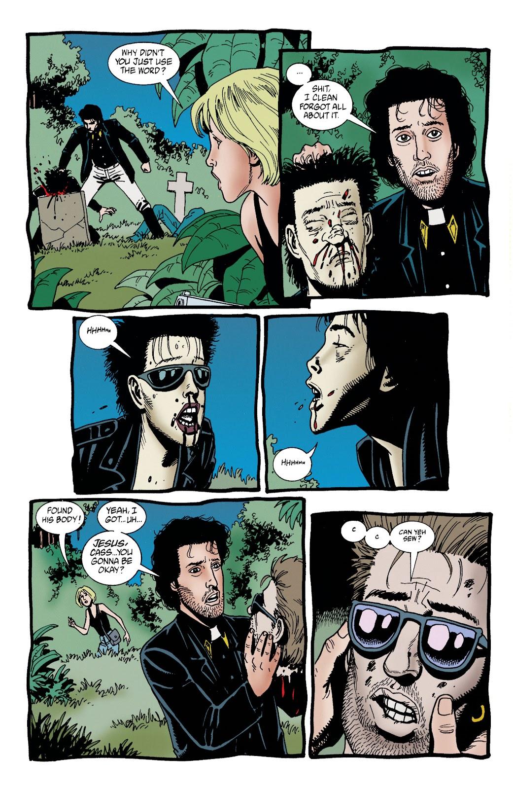 Preacher Issue #33 #42 - English 13
