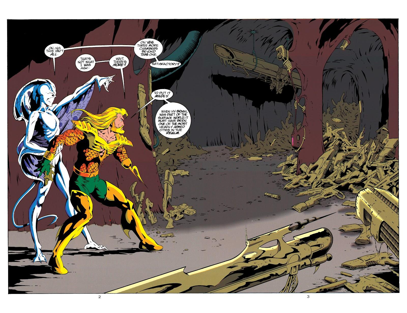 Aquaman (1994) Issue #18 #24 - English 3