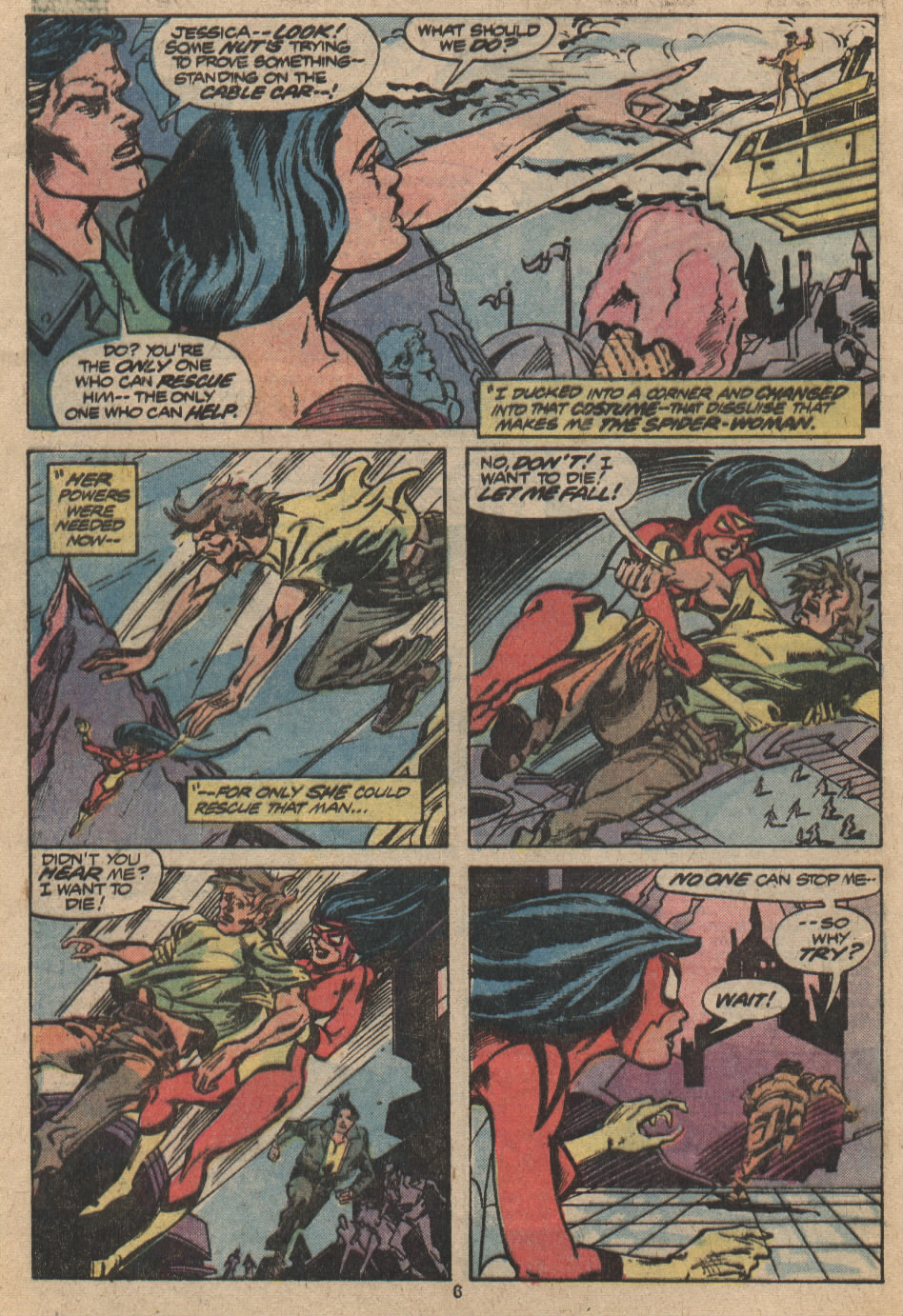 Spider-Woman (1978) Issue #8 #8 - English 6